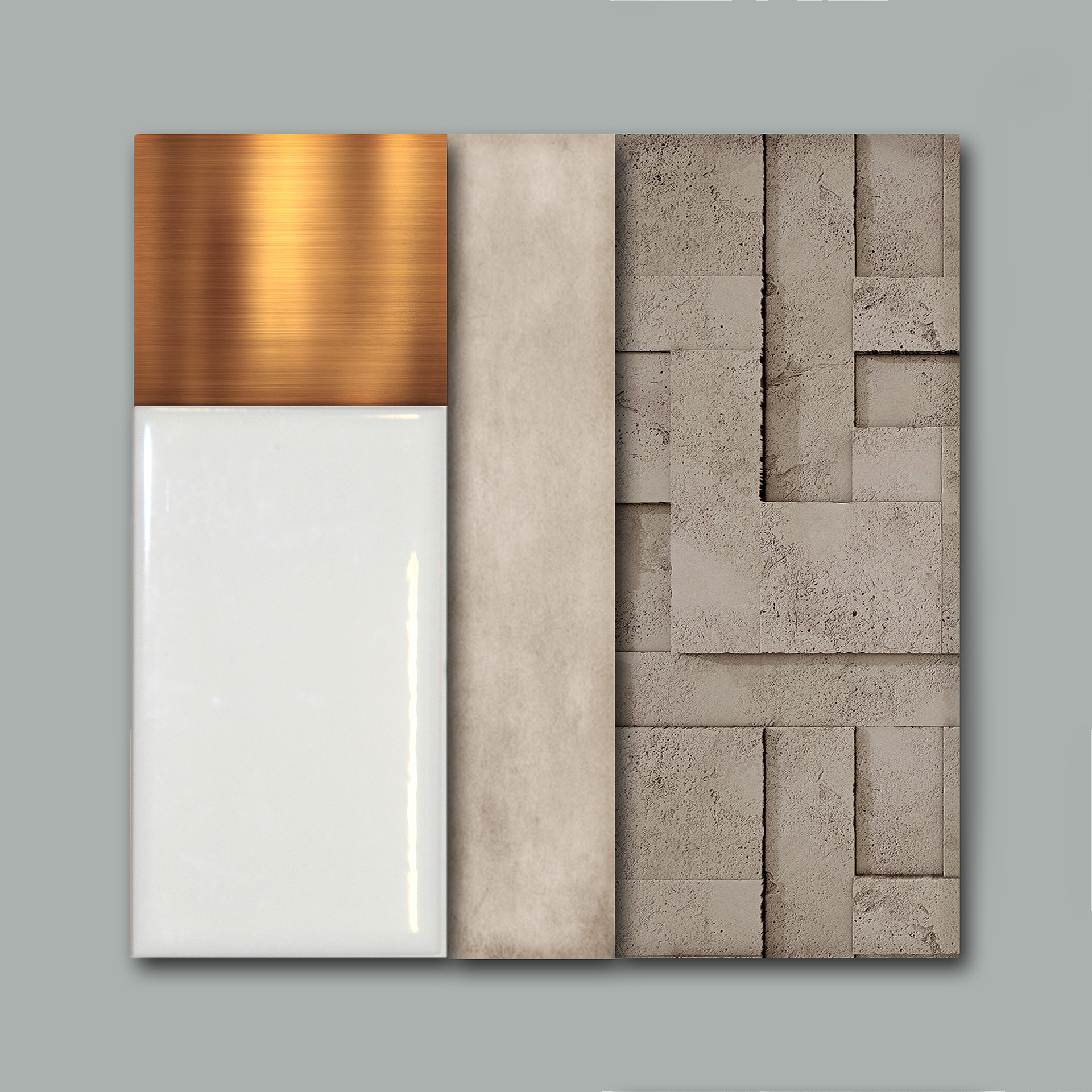 moodboard mosaico