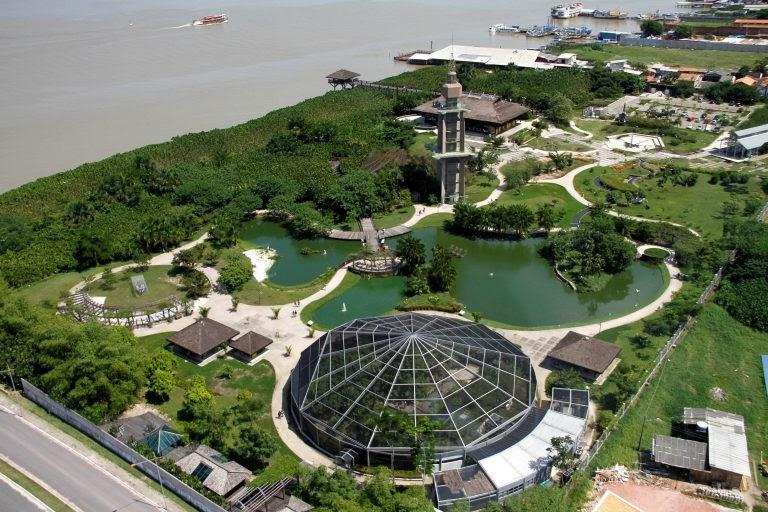 Parque Mangal das Garças