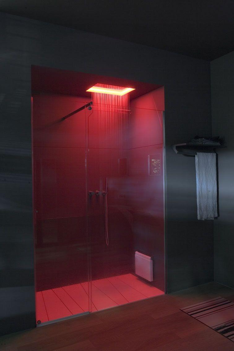 banheiro neon