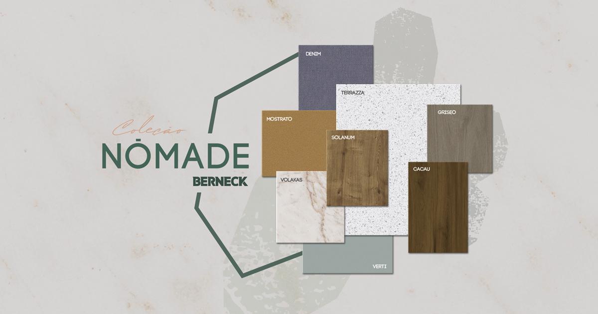 Coleção Nômade Berneck
