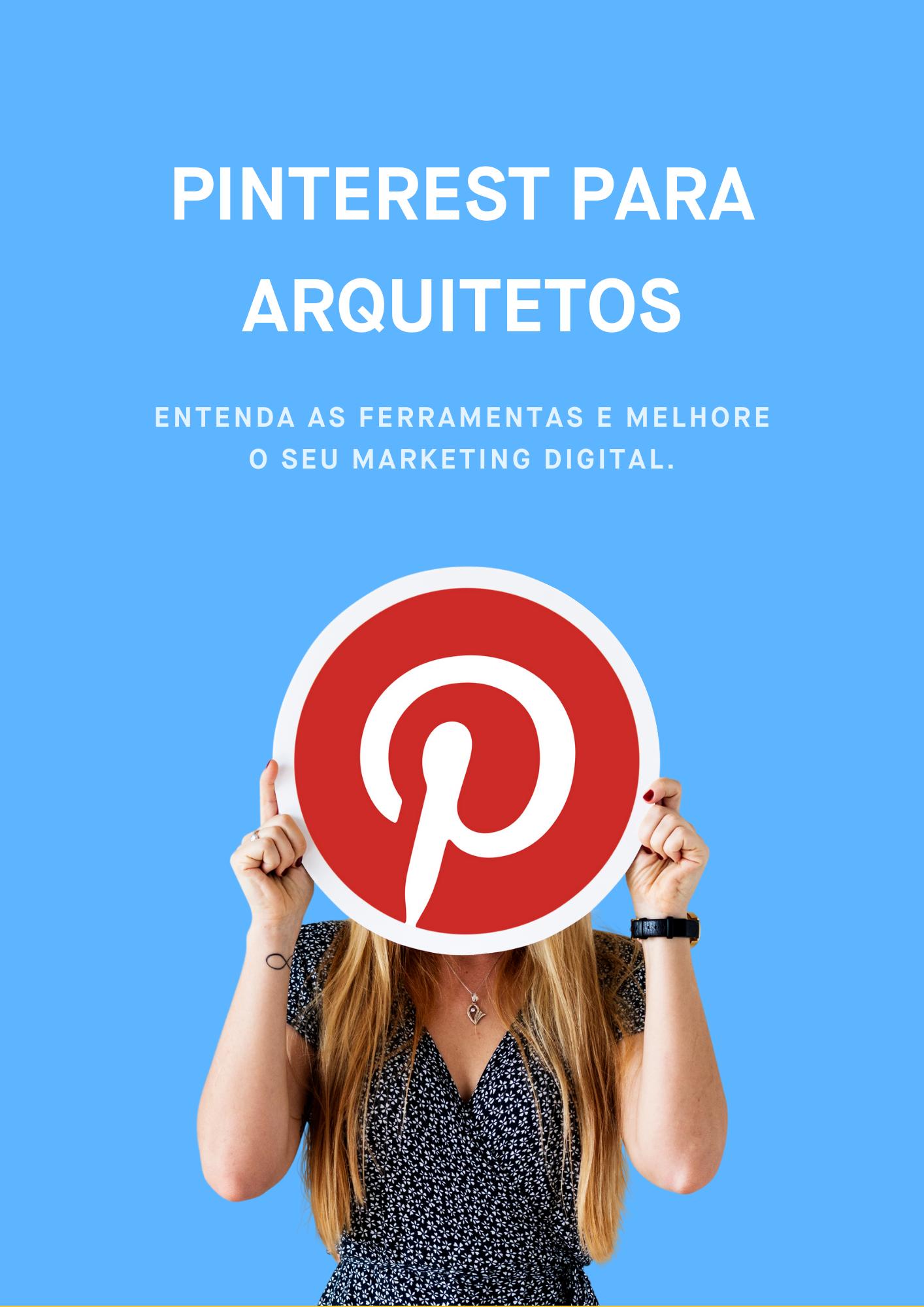 E-book Pinterest para arquitetos