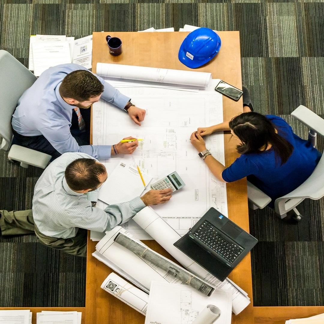 gestão de obras