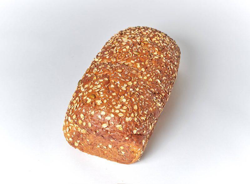 9 Grain Deli Loaf- Thin picture