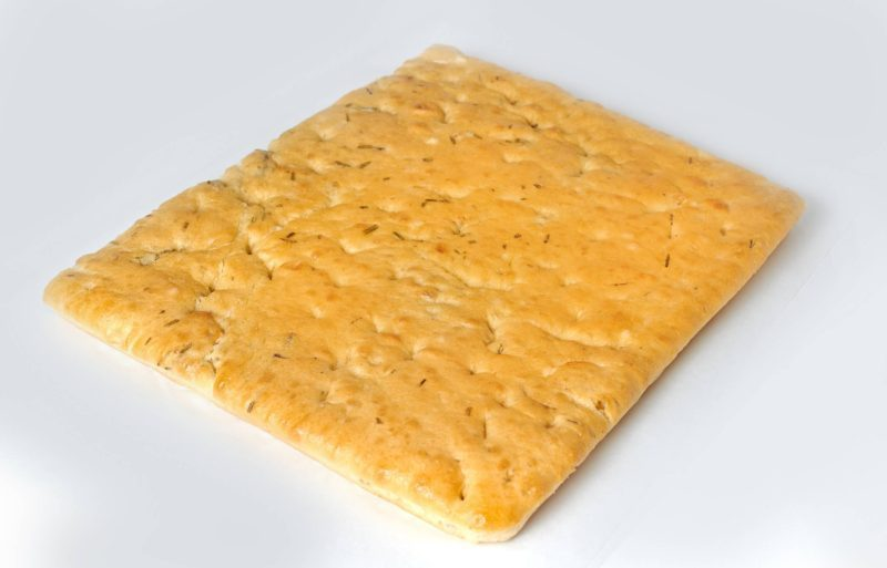 Rosemary Focaccia unsliced picture