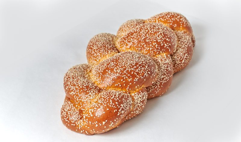 1.5 Sesame Challah picture
