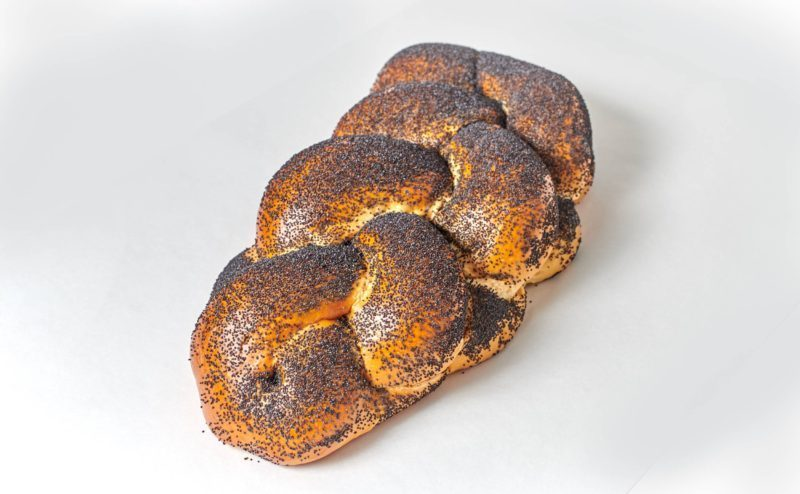 1.5 Poppy Challah picture