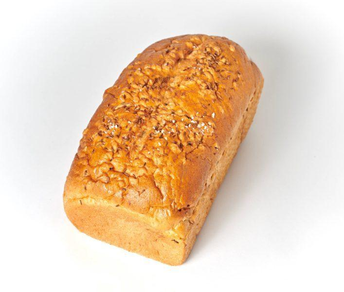 Caraway Rye Deli Thin picture