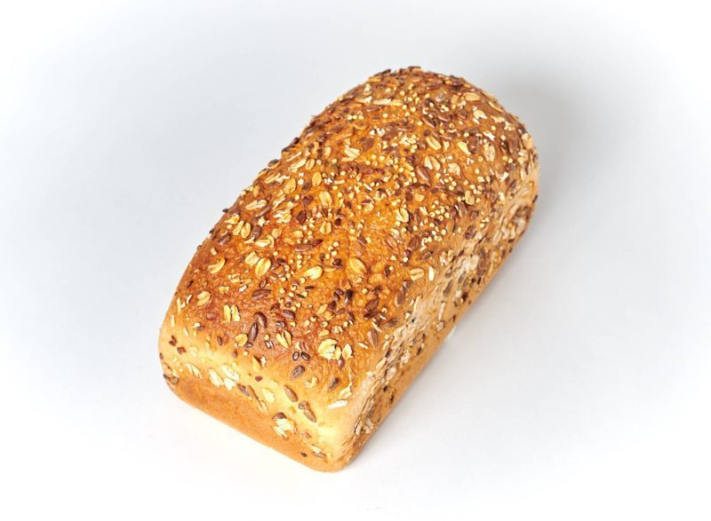 28 oz. Seeded Gluten Free Loaf Thin picture
