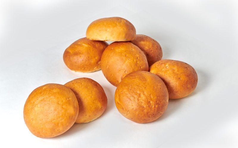 4 Gluten Free Bun picture