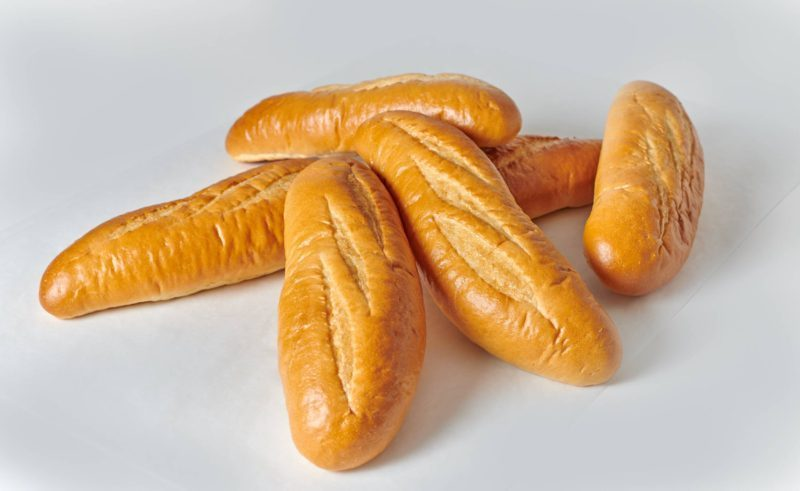 Hoagie unsliced picture