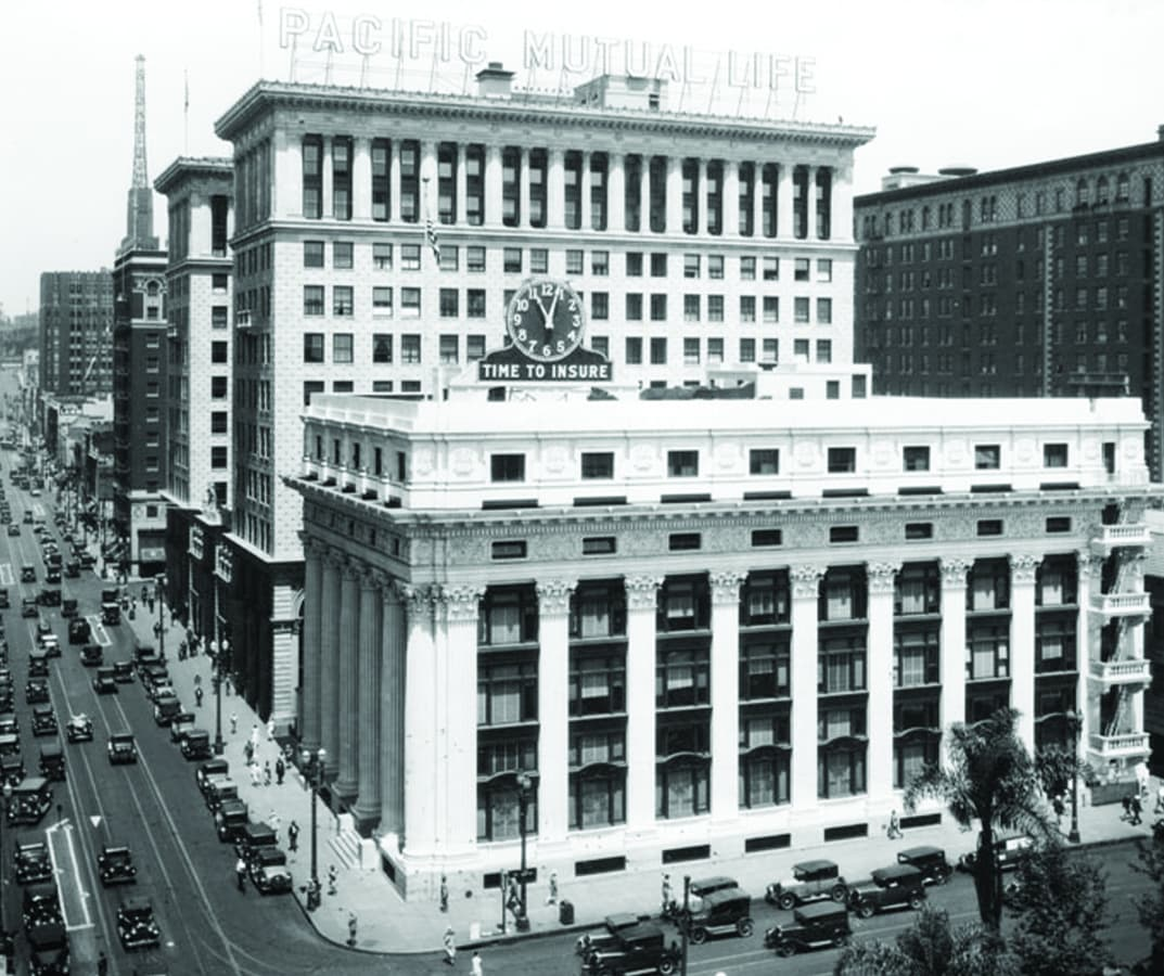 PacMutual Building, Los Angeles Historical Building