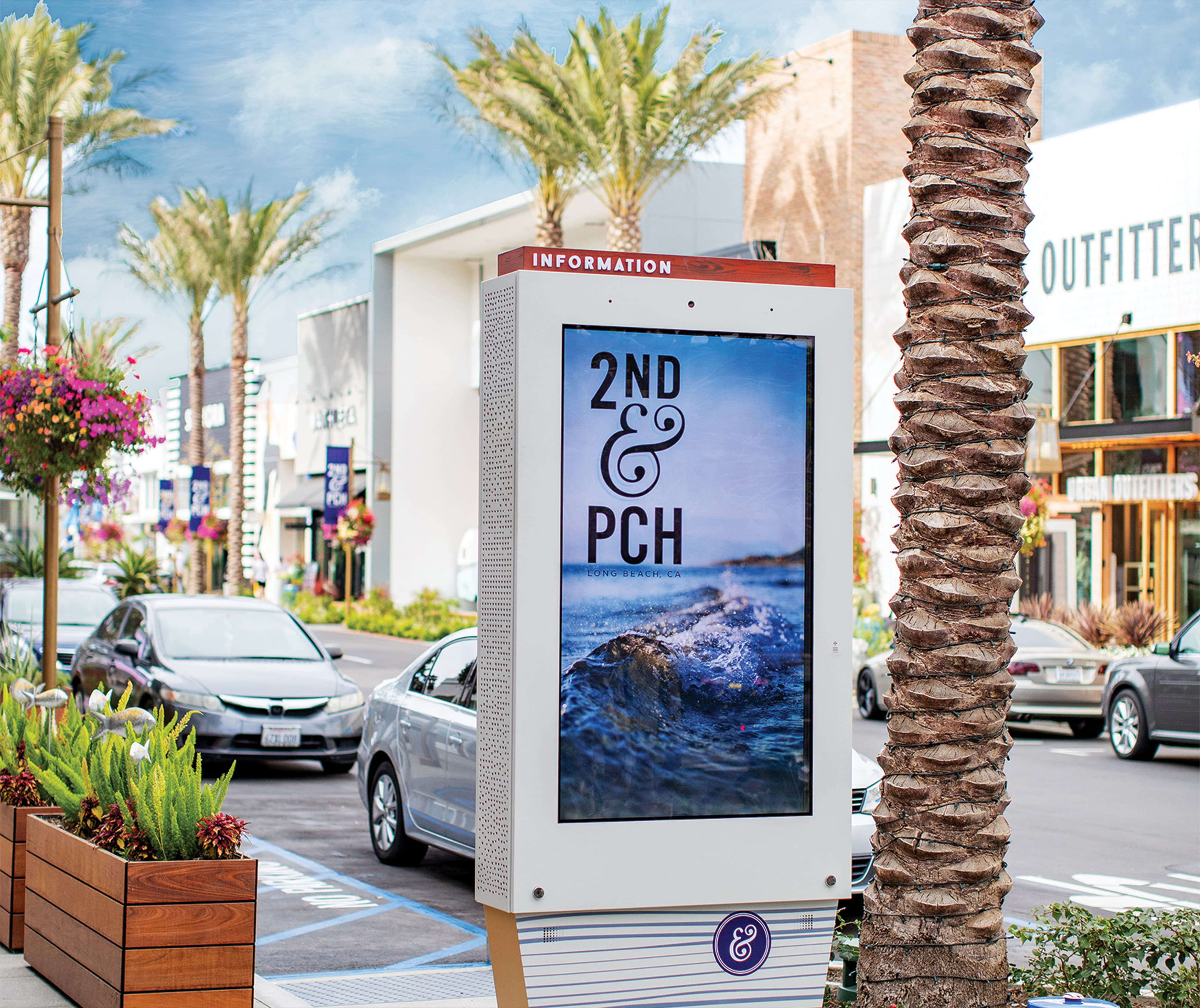 2nd & PCH digital directory design