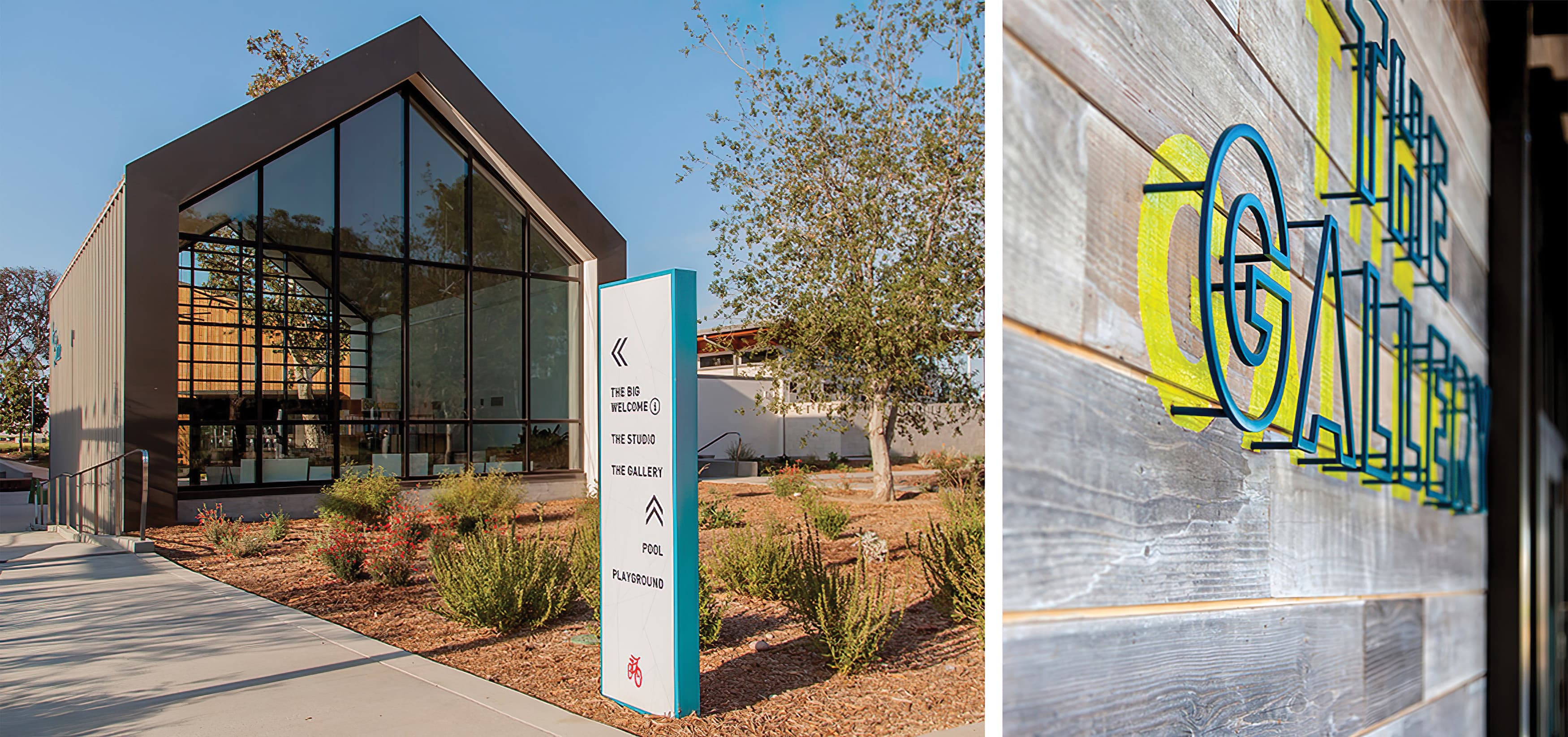 Cadence Park, a park within the Great Park Neighborhood in Irvine, California. RSM Design prepared Wayfinding Signage and Environmental Graphics. Signage Design. Pedestrian Park Signage. Trail Signage.