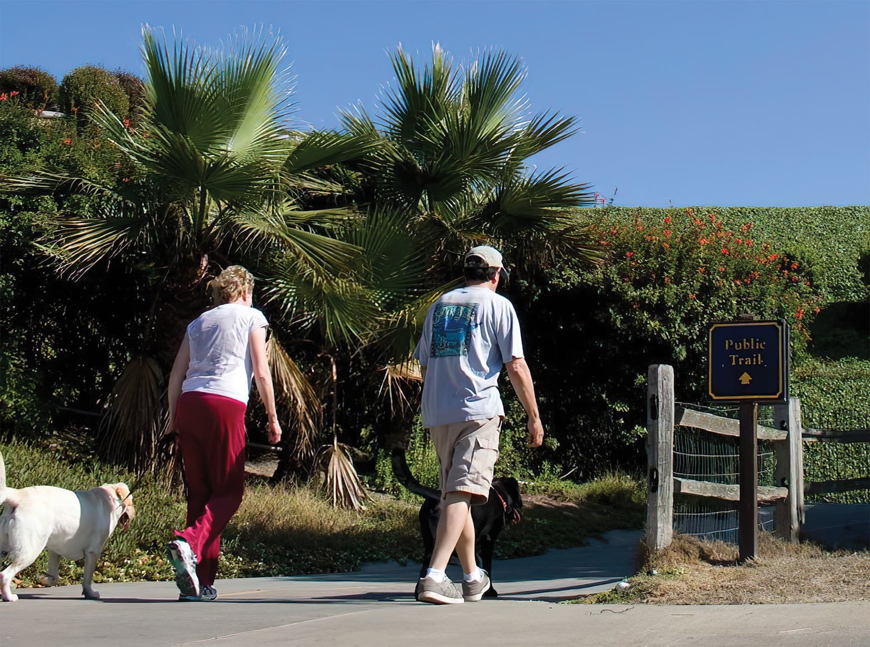 Monarch Beach Masterplan. City of Dana Point, California. Civic Design, Residential Community Signage, Park Wayfinding & Signage. Trail Signage.