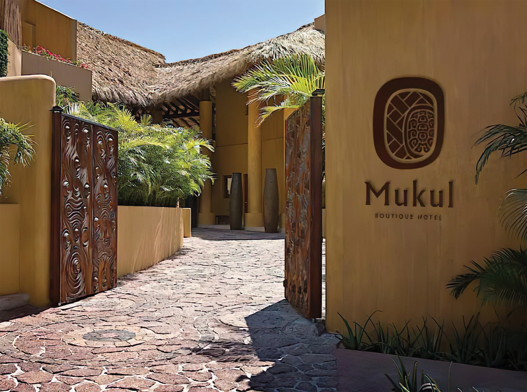 Mukul, a resort in Nicaragua, hired RSM Design to develop their Branding & Logo Design. Hospitality Signage Identity.
