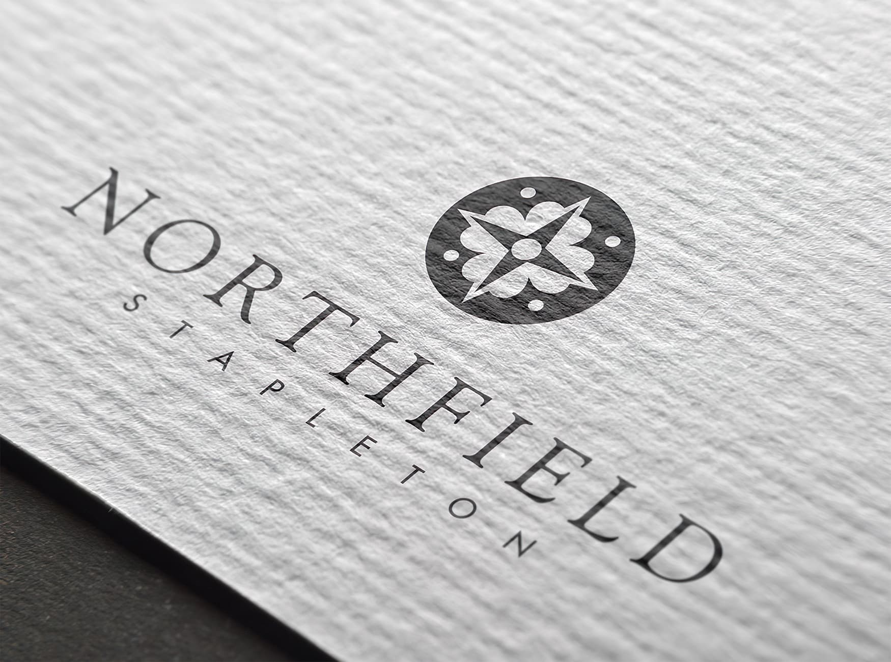 Northfield Stapleton Mall, an open-air retail center near Denver, Colorado. Branding and Logo design.
