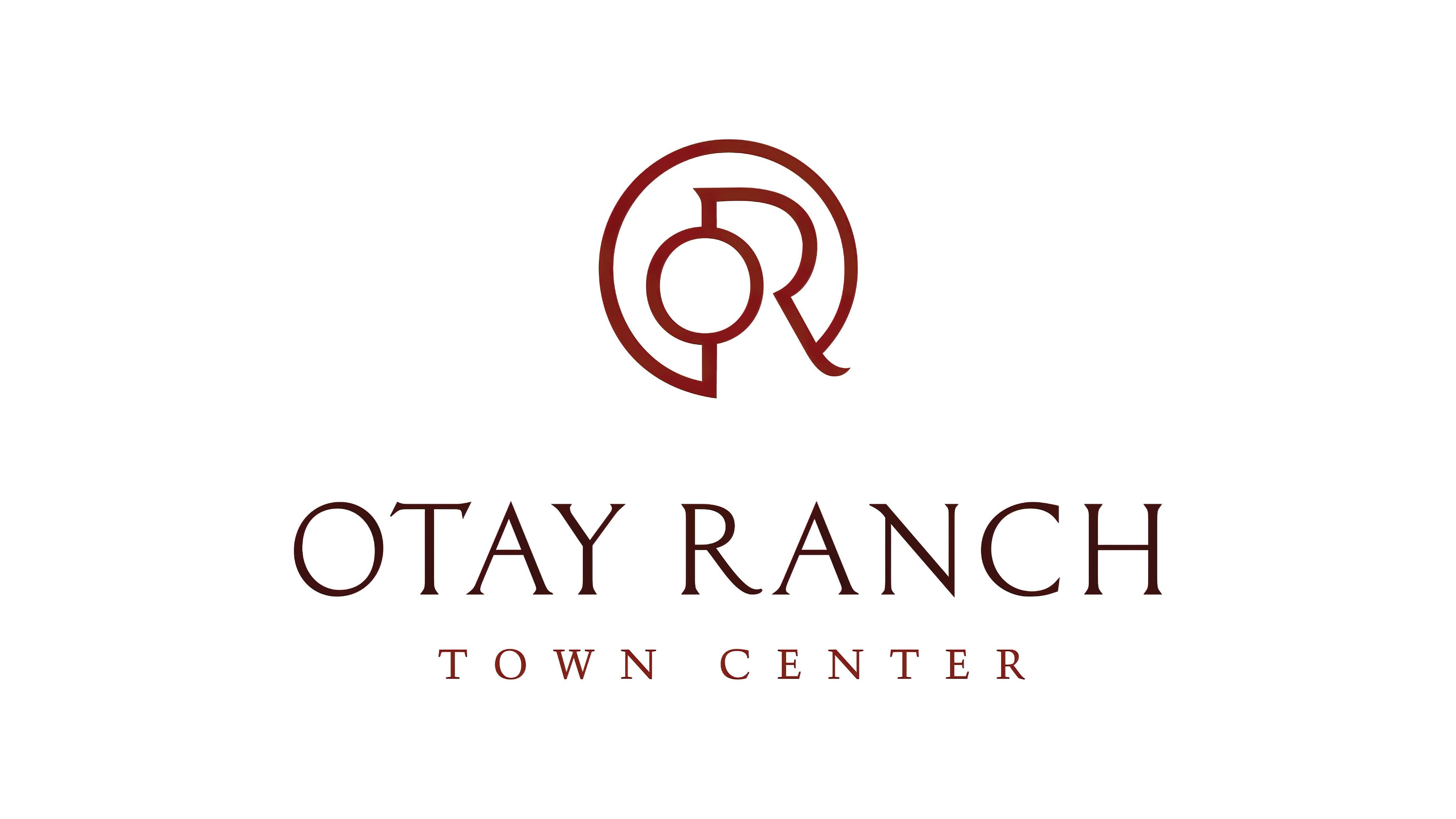 Otay Ranch brand logo styled to resemble a cattle-brand