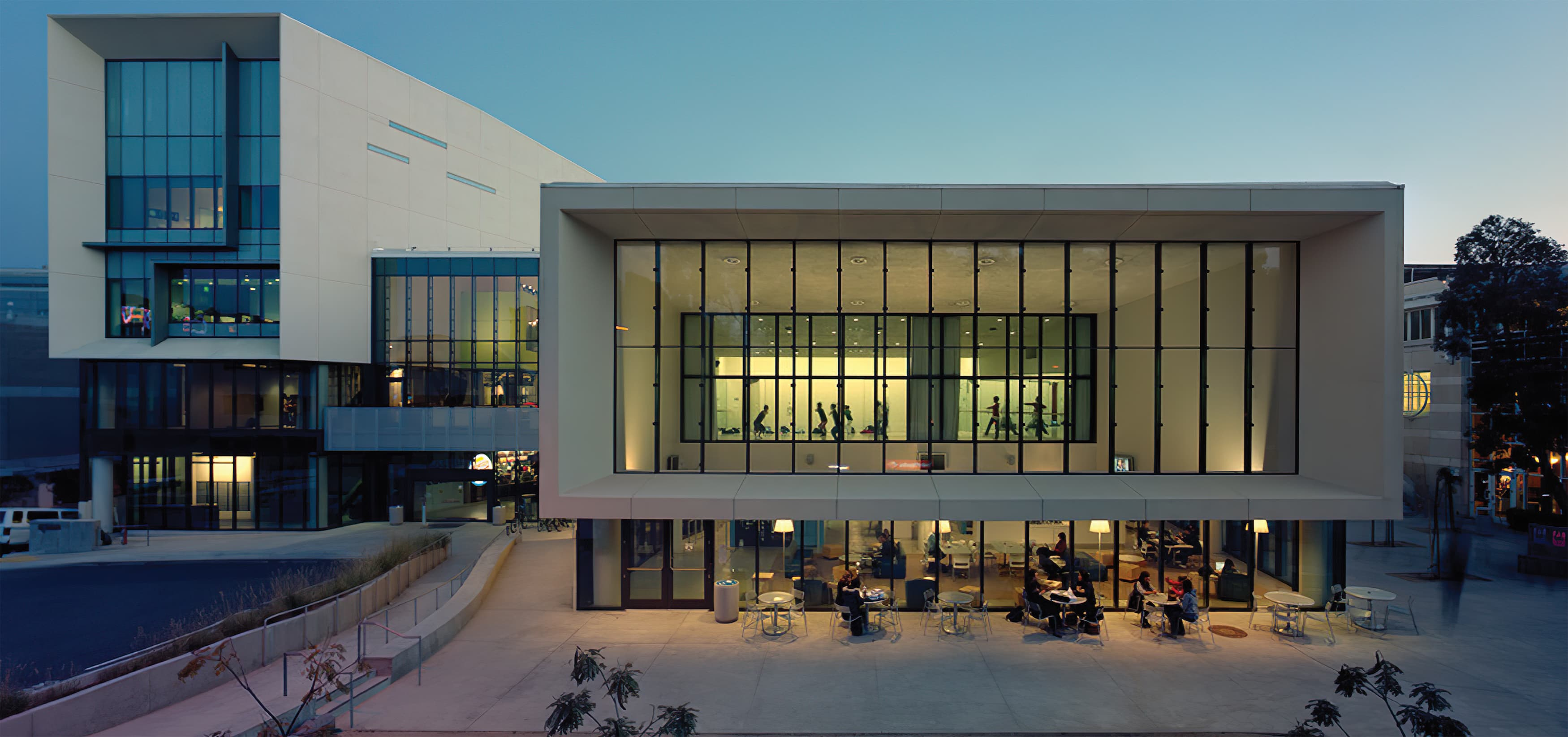 The Price Center, at the University of California, San Diego.