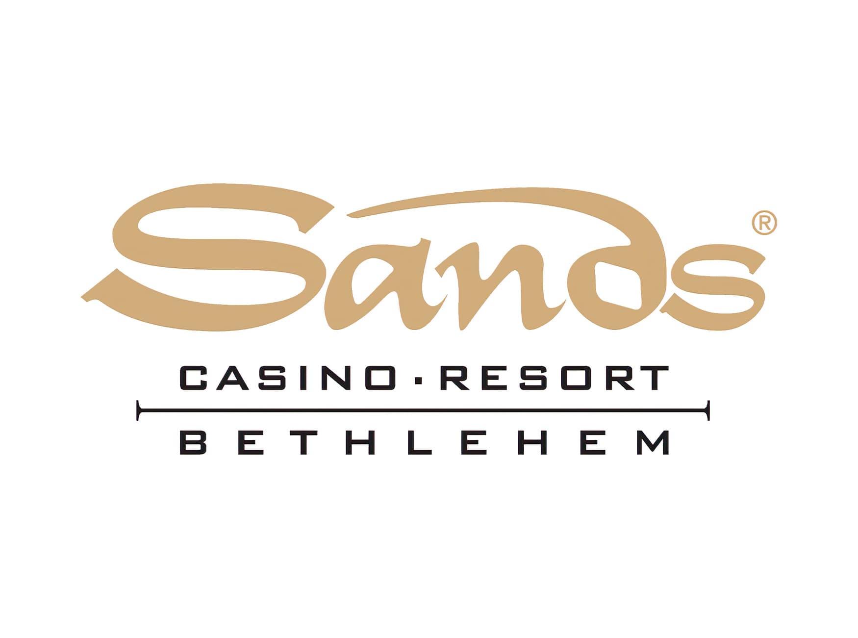 Sands Bethlehem Casino Resort. Environmental Graphics and Wayfinding System Design. Hospitality Design. Branding and Logo Design.