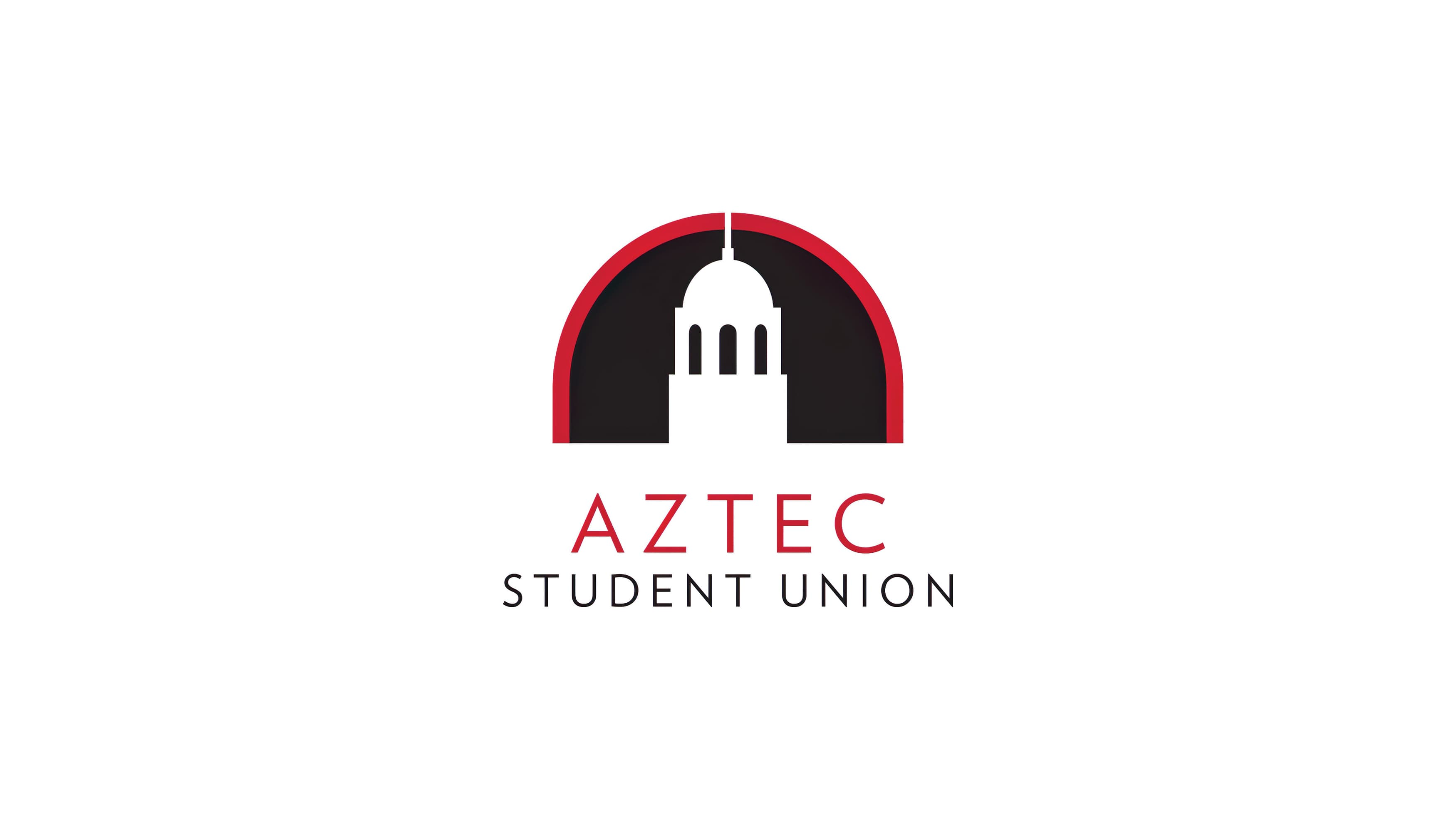 San Diego State University Student Union brand logo and mark