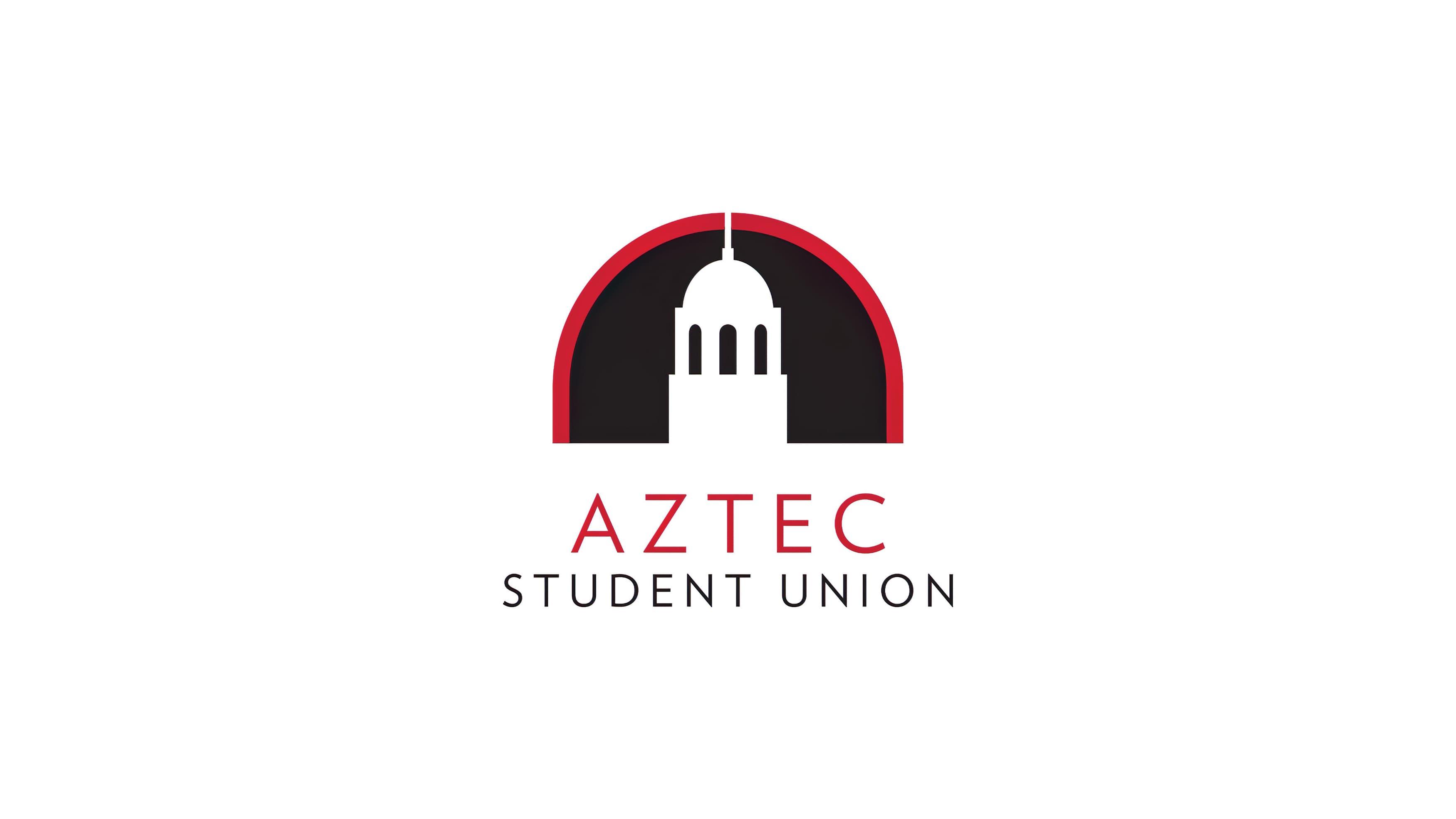 San Diego State University Student Union brand logo and mark