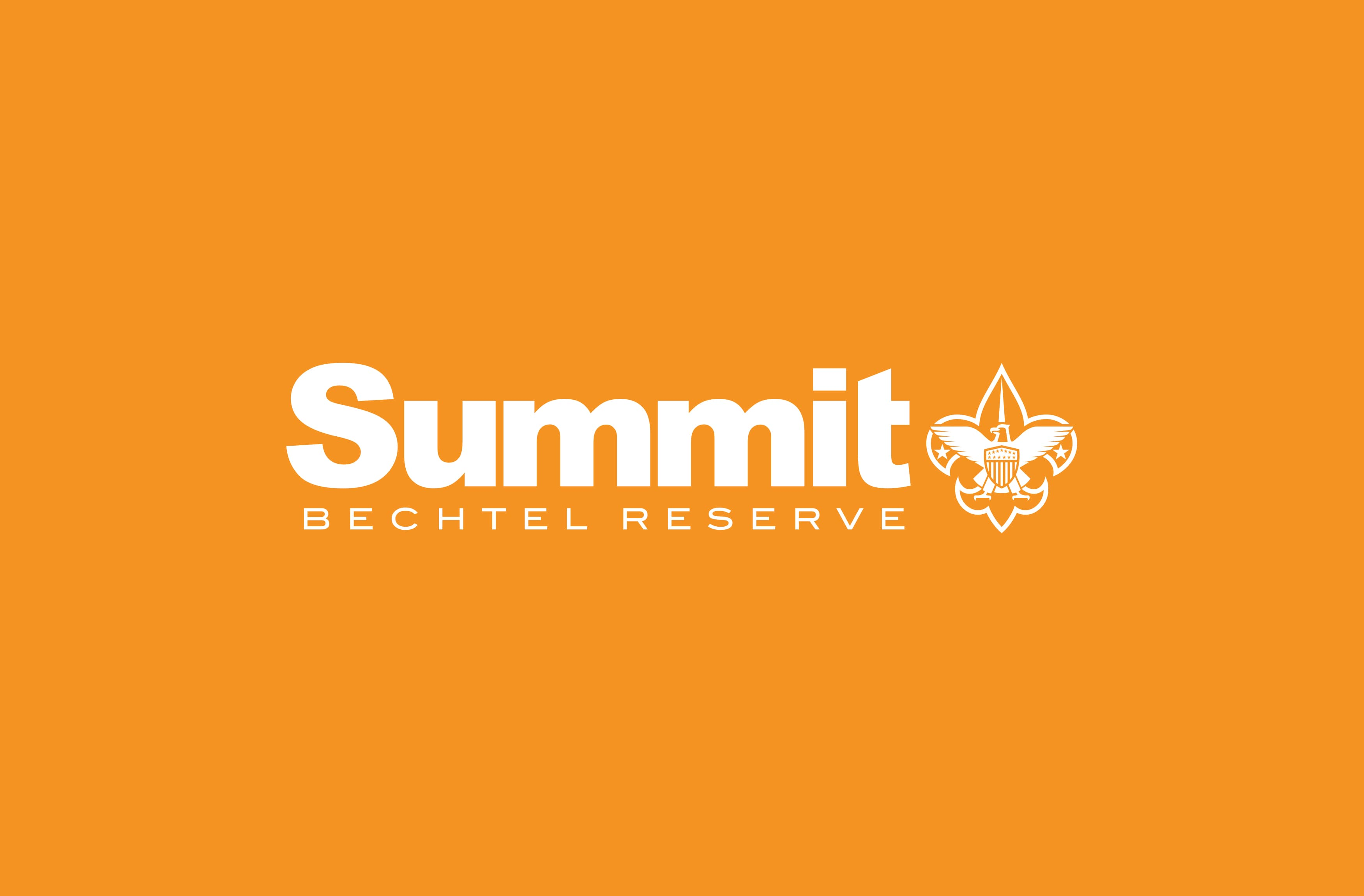 Boy Scouts of America, The Summit Bechtel Reserve branding