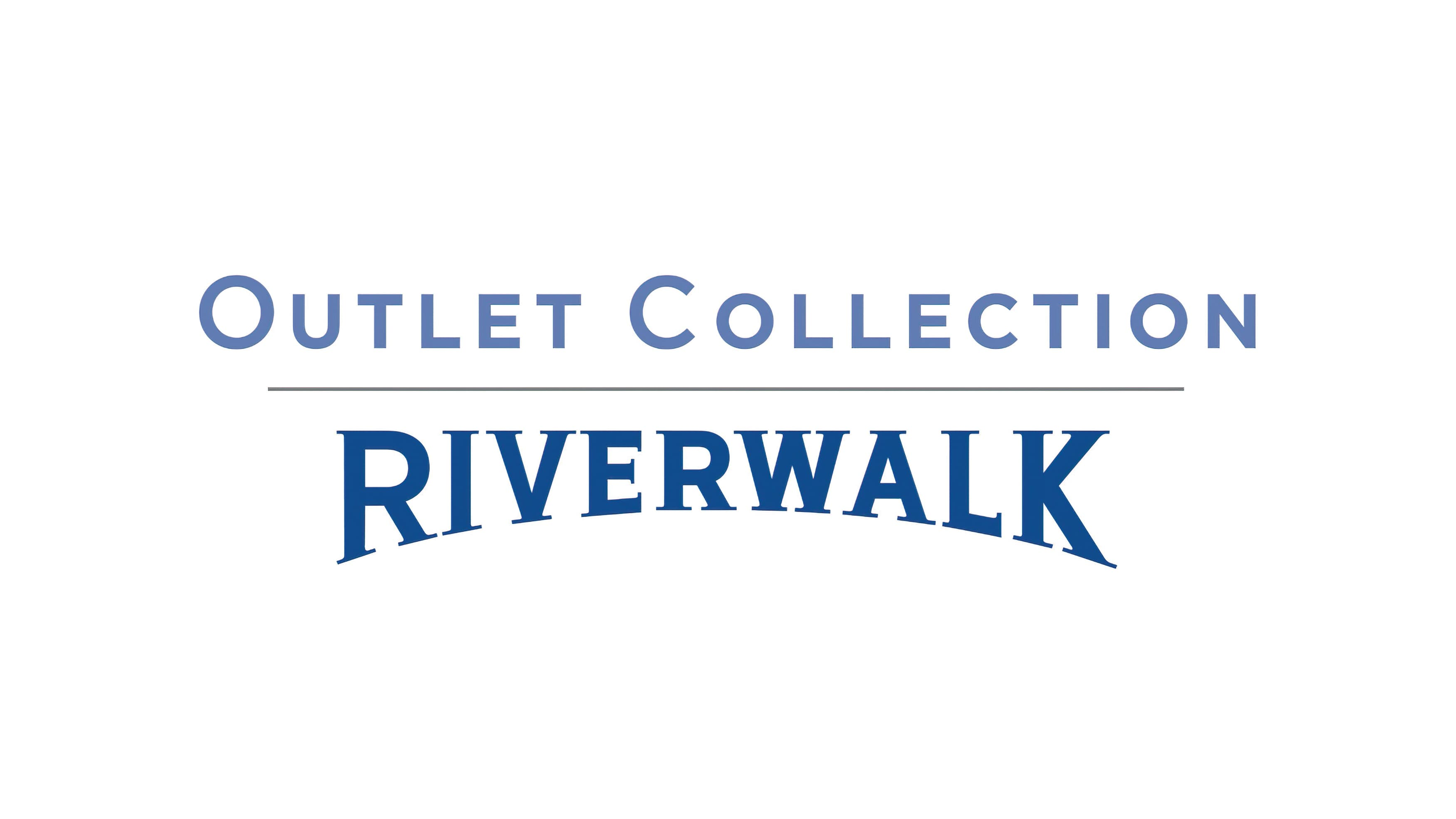 The Outlet Collection at Riverwalk logo designed by RSM design