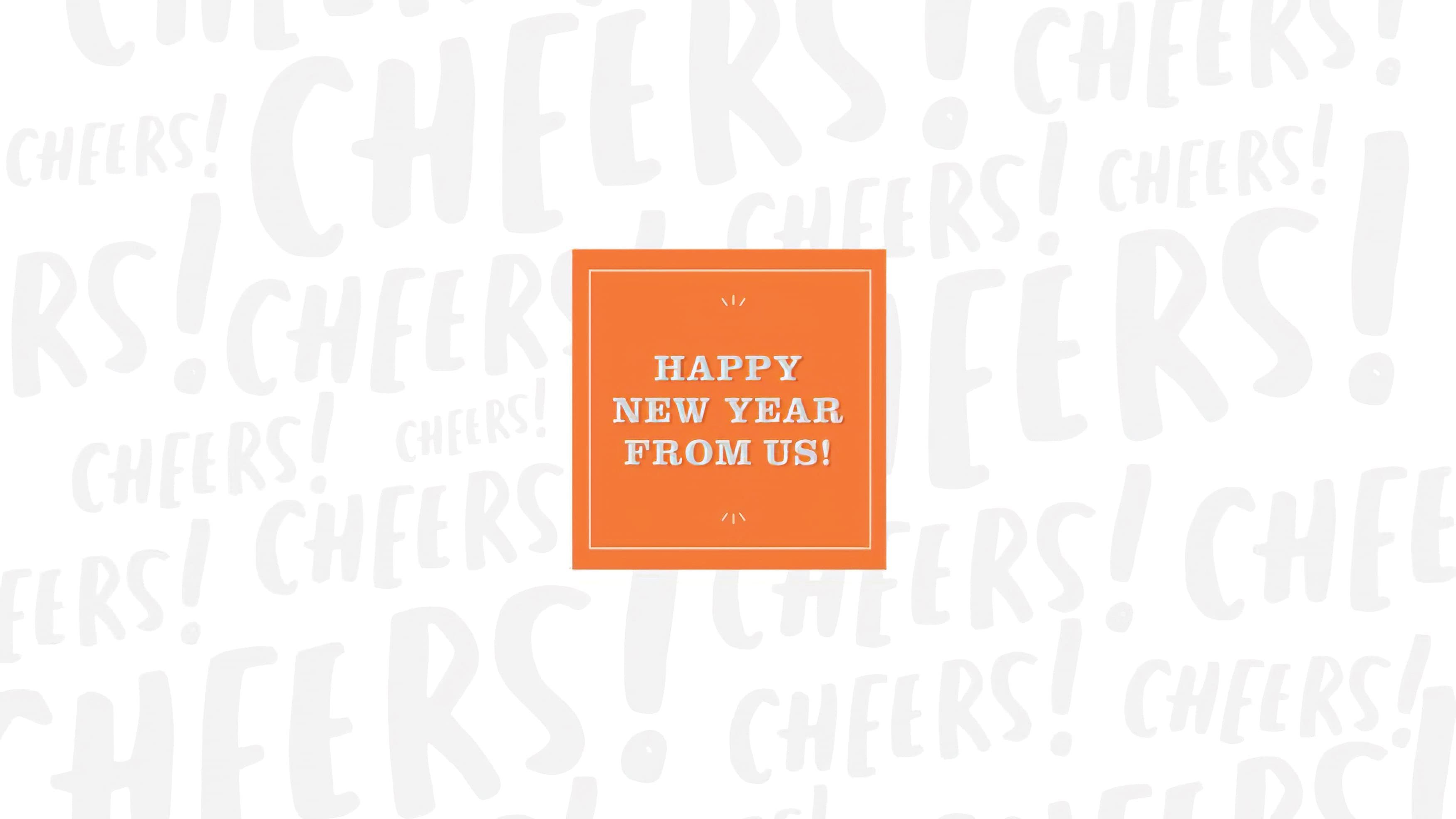 From the team at RSM Design, we wish you a happy New Years.