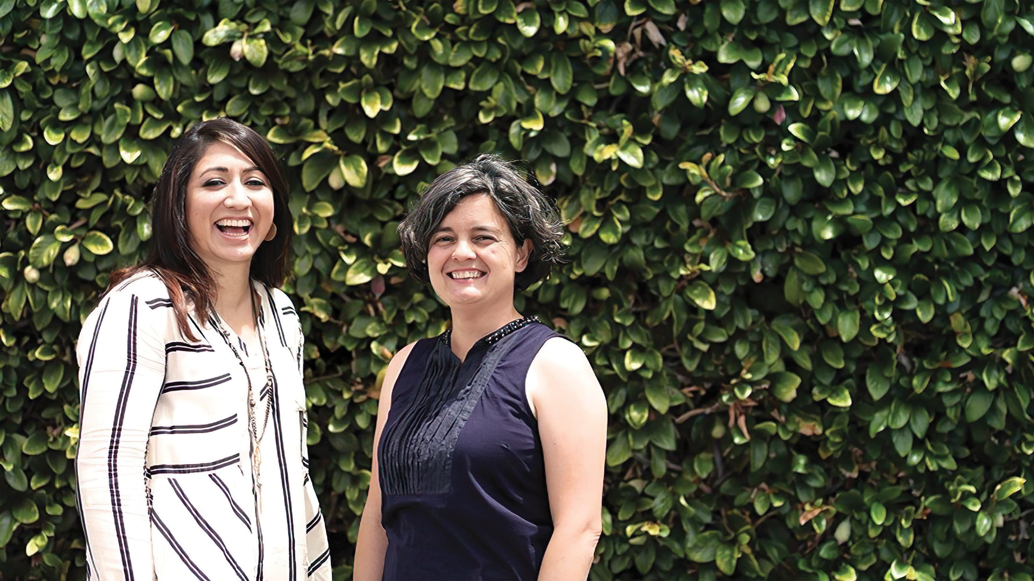 Christy Montgomery and Yolanda Sepulveda were both promoted within the ranks of RSM Design