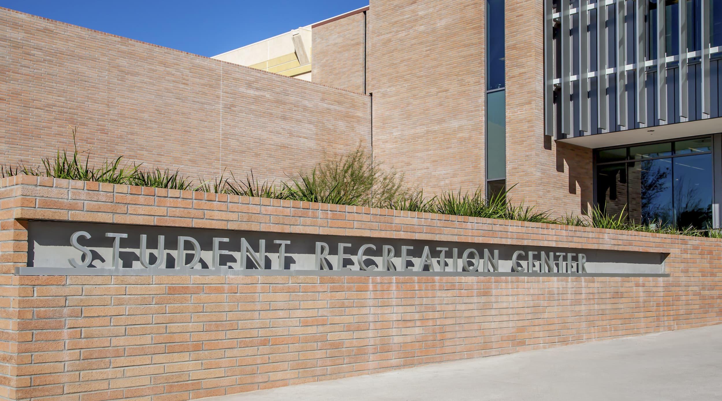 University of California, Riverside. Education Design. Recreational Design. Entertainment Design. RSM Design created Wayfinding Signage, Environmental Graphic Design.
