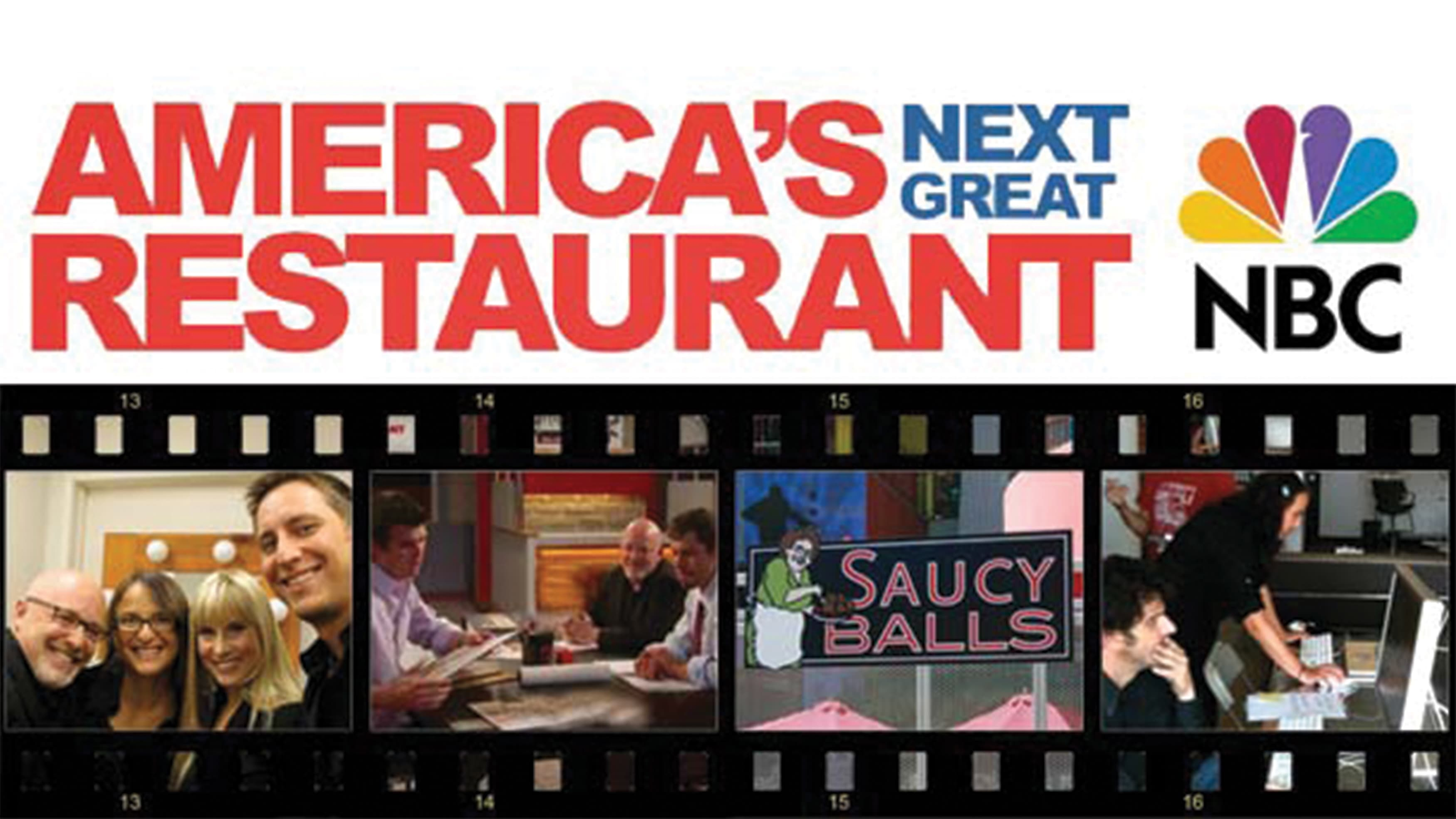 RSM team members appeared in NBC's America's Next Great Restaurant