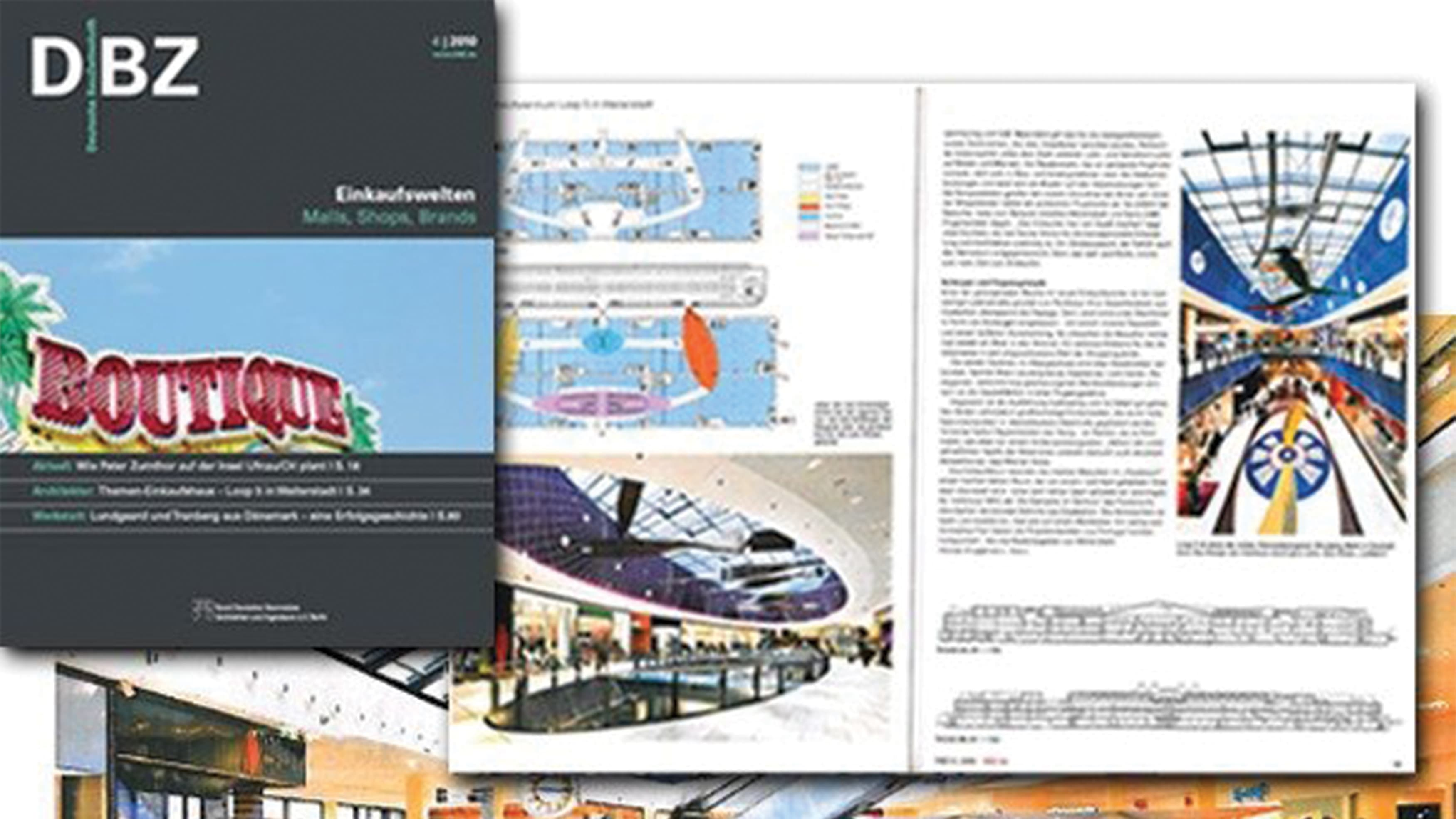 DBZ Architecture Magazine features Loop 5, a project RSM Design was involved in.