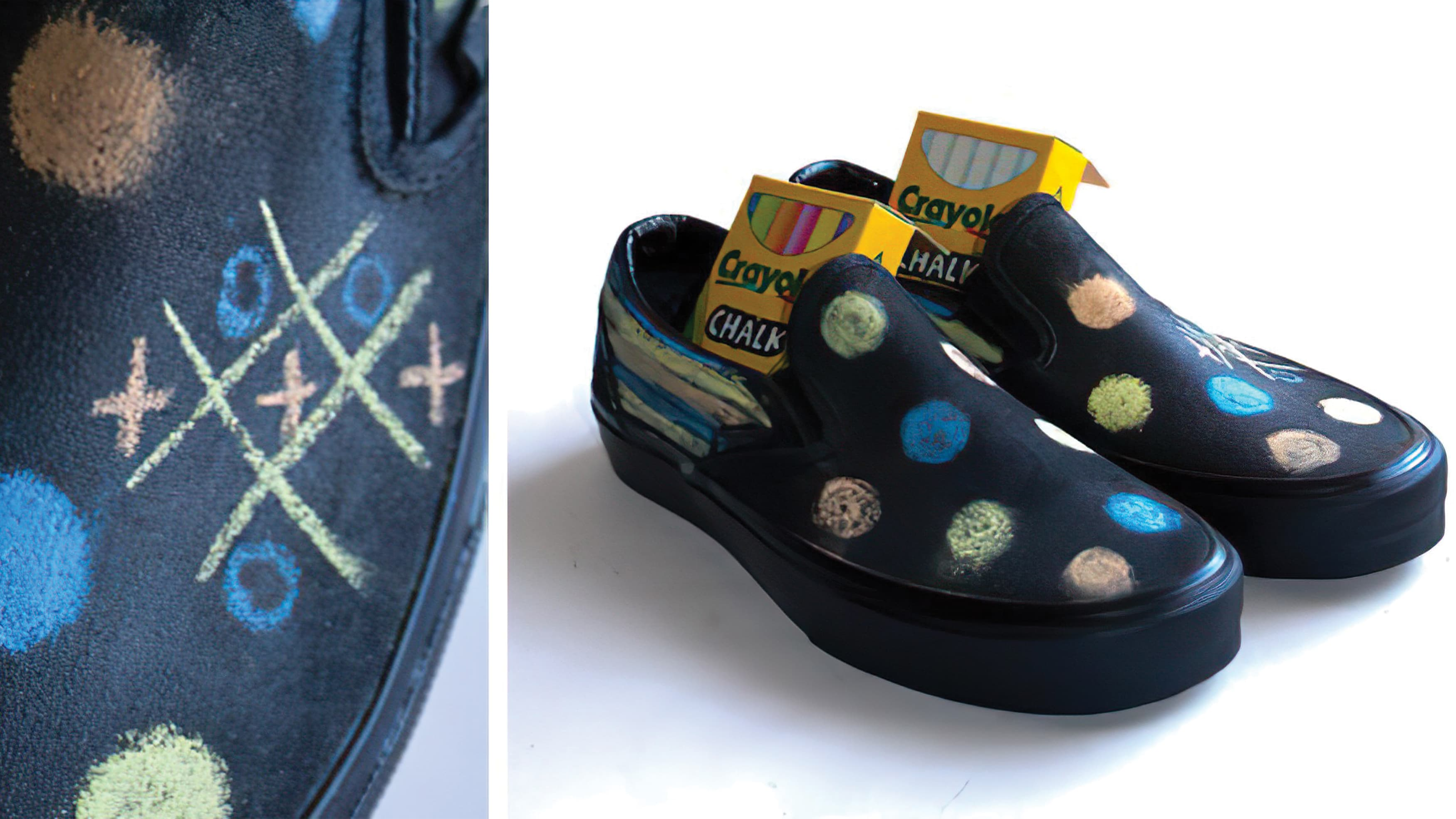 """RSM Designers' submission for a Vans """"Off The Wall"""" competition."""