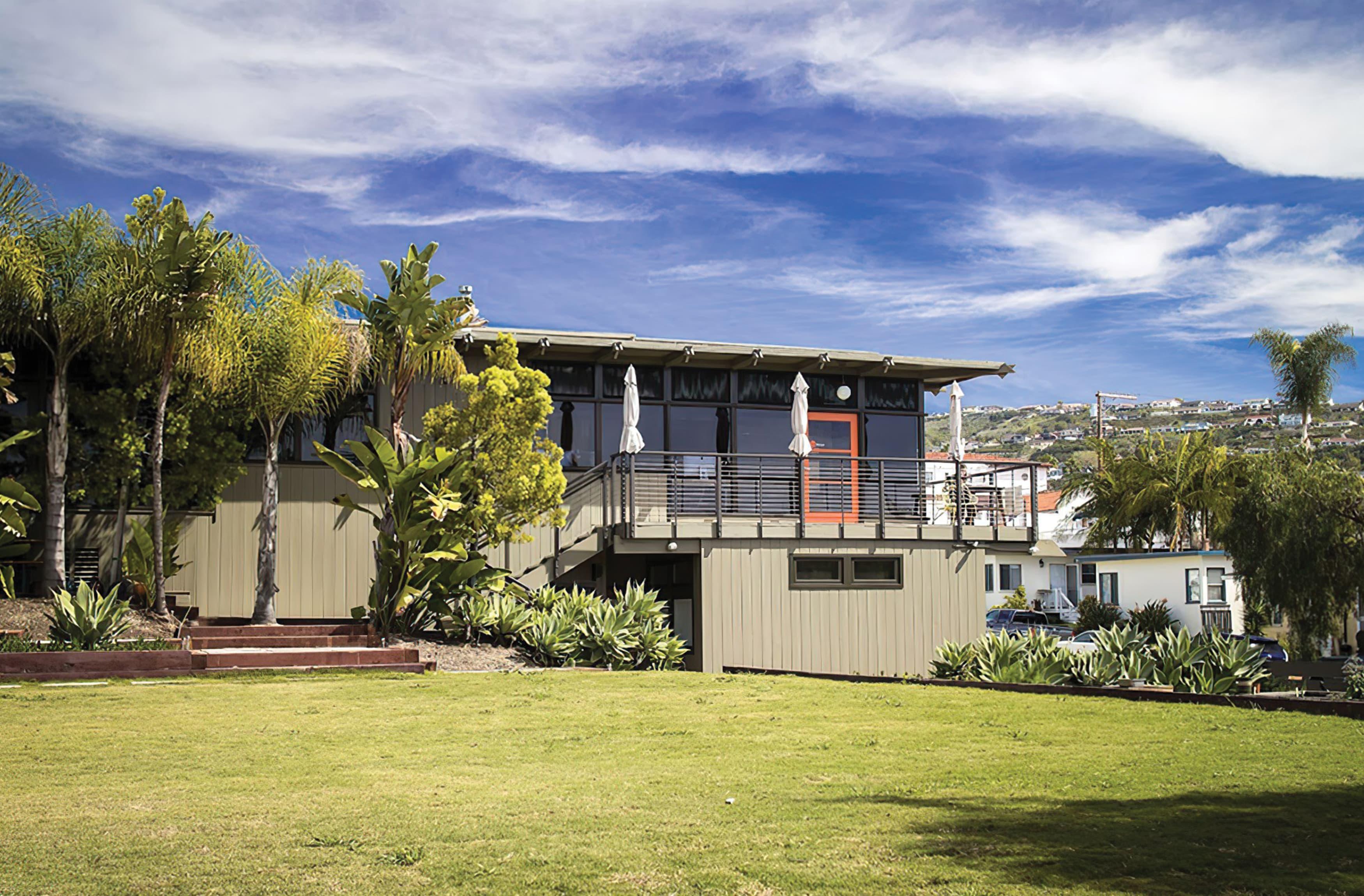 A photograph of RSM Design's San Clemente, California office.
