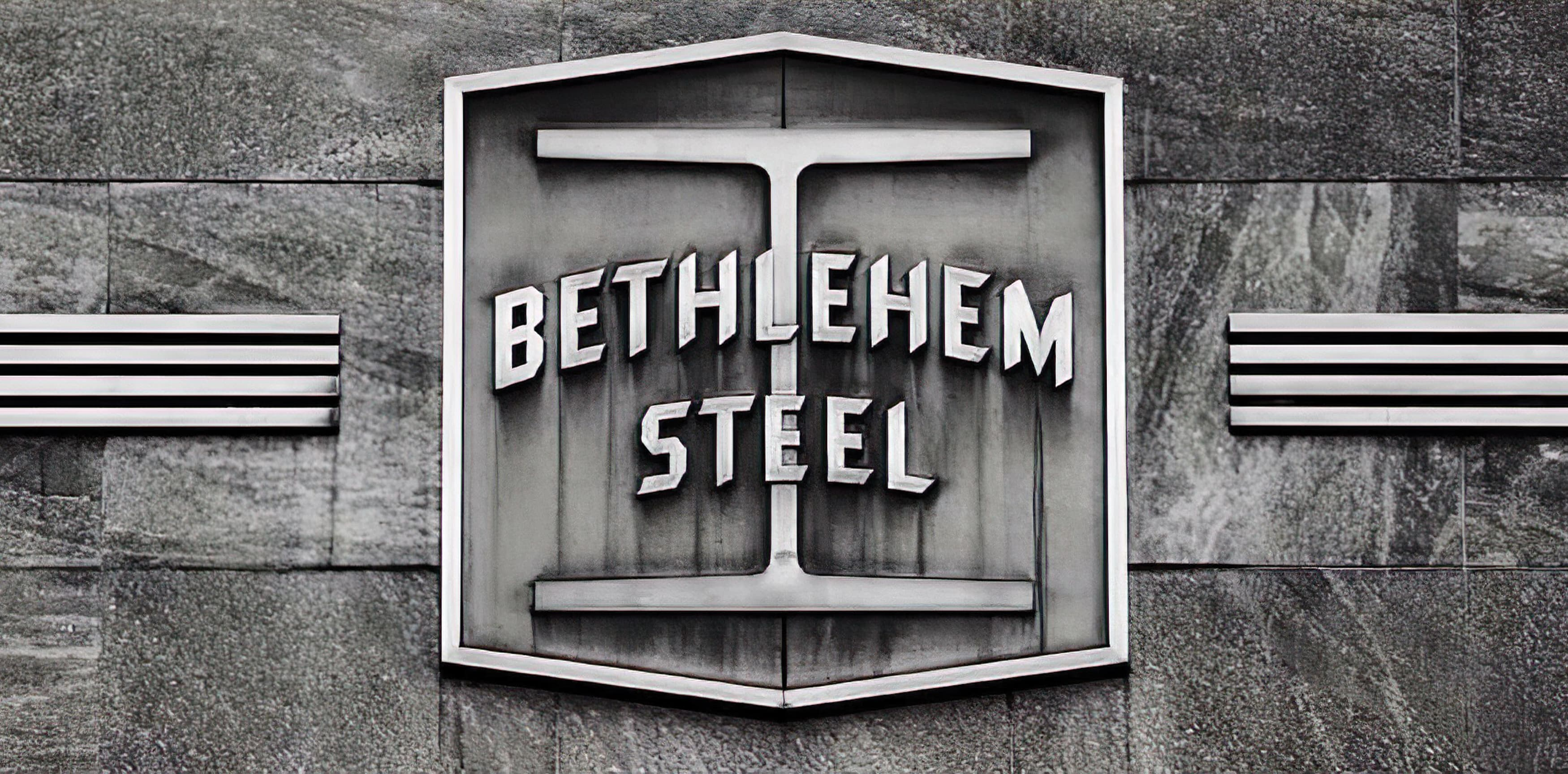 A Bethlehem Steel icon hearkening back to the history of the site for the Sands Casino Resort in Bethlehem, PA.