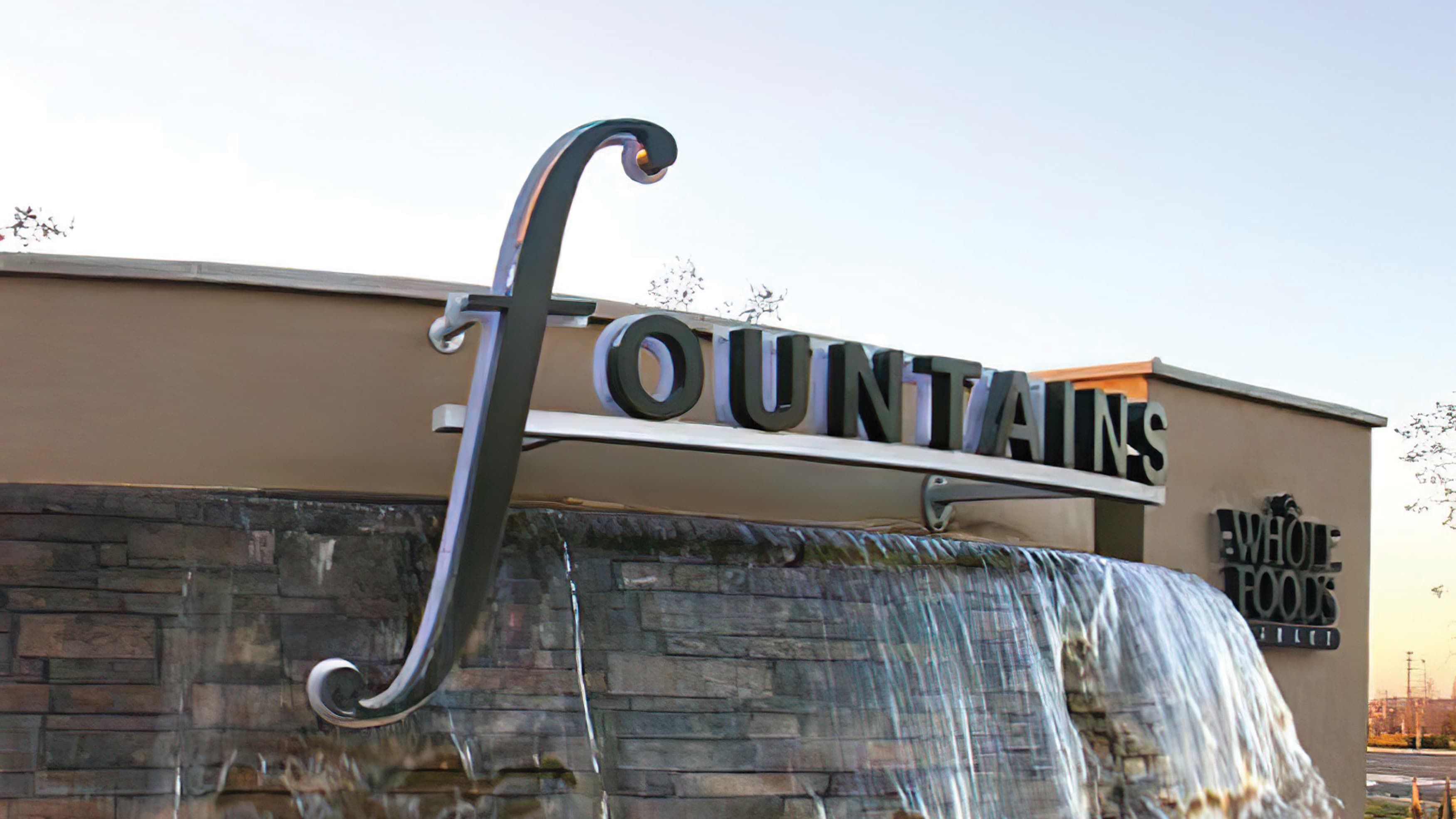 The Fountains at Roseville were recently recognized with an honorable mention award in the latest Signs of the Times 2009 International Sign Contest