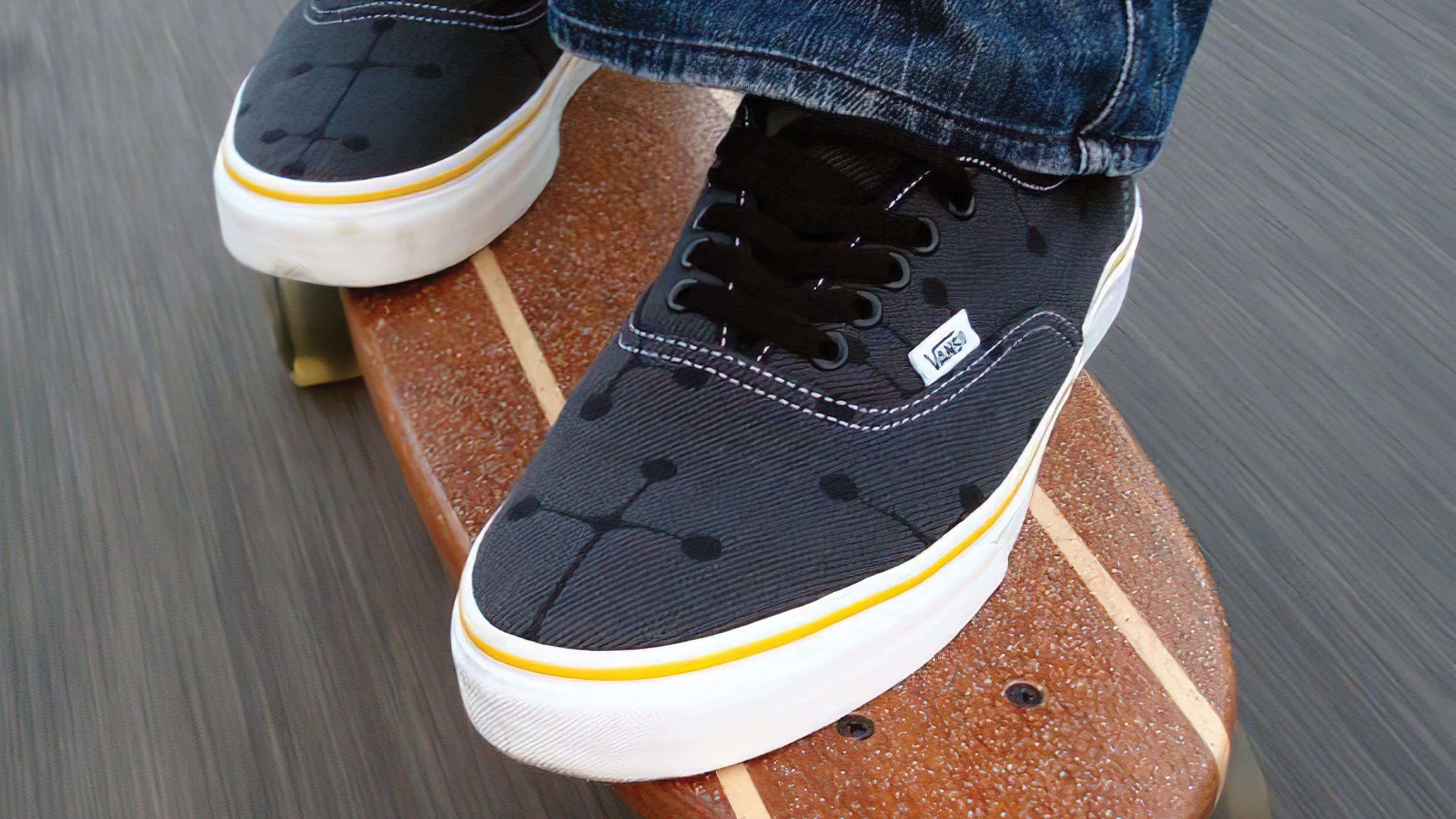RSM Design collaborated with Vans to create a one-of-a-kind pair of shoes.
