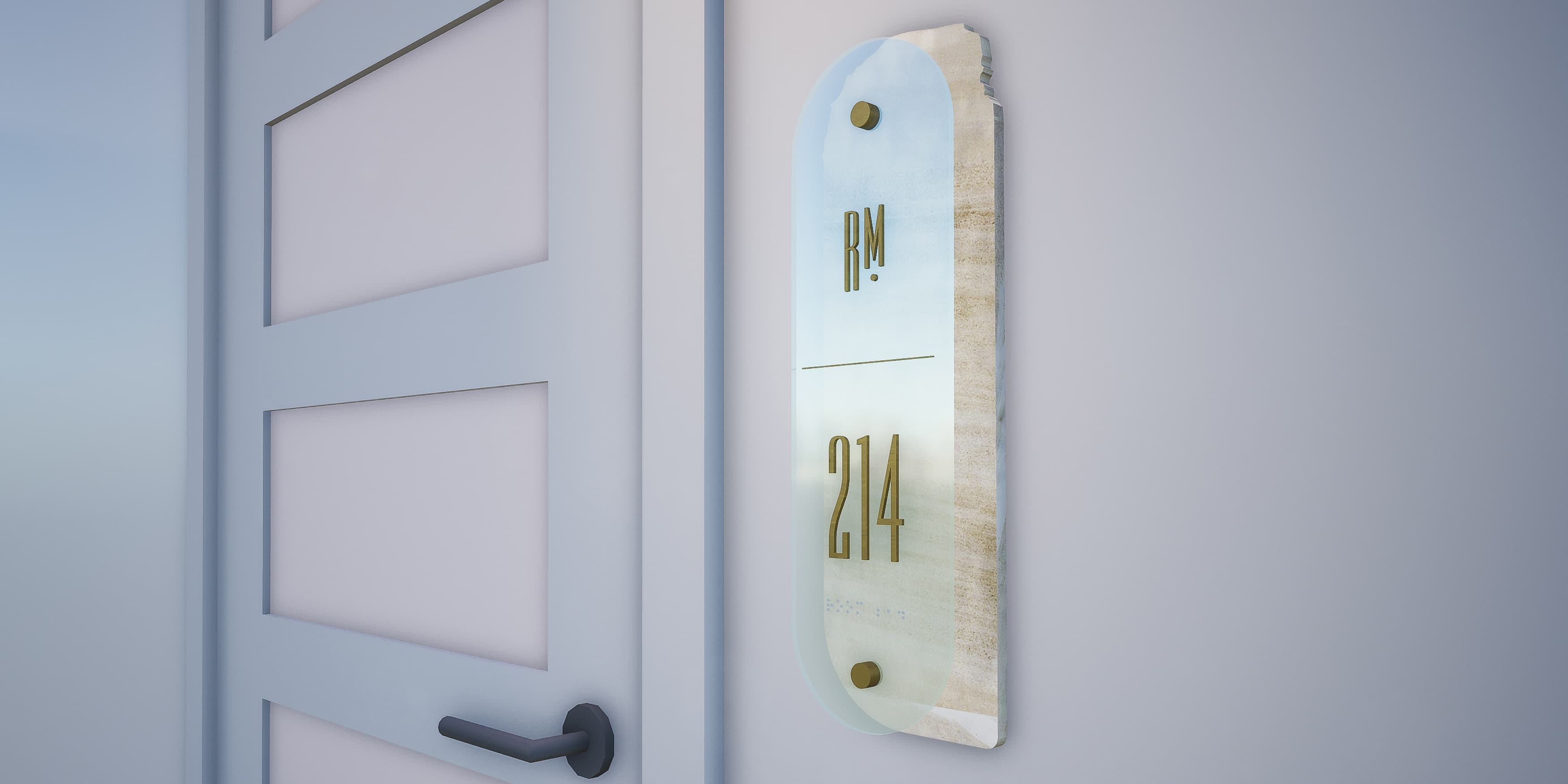 St. Regis Longboat, in Longboat Key, Florida, room number identity sign