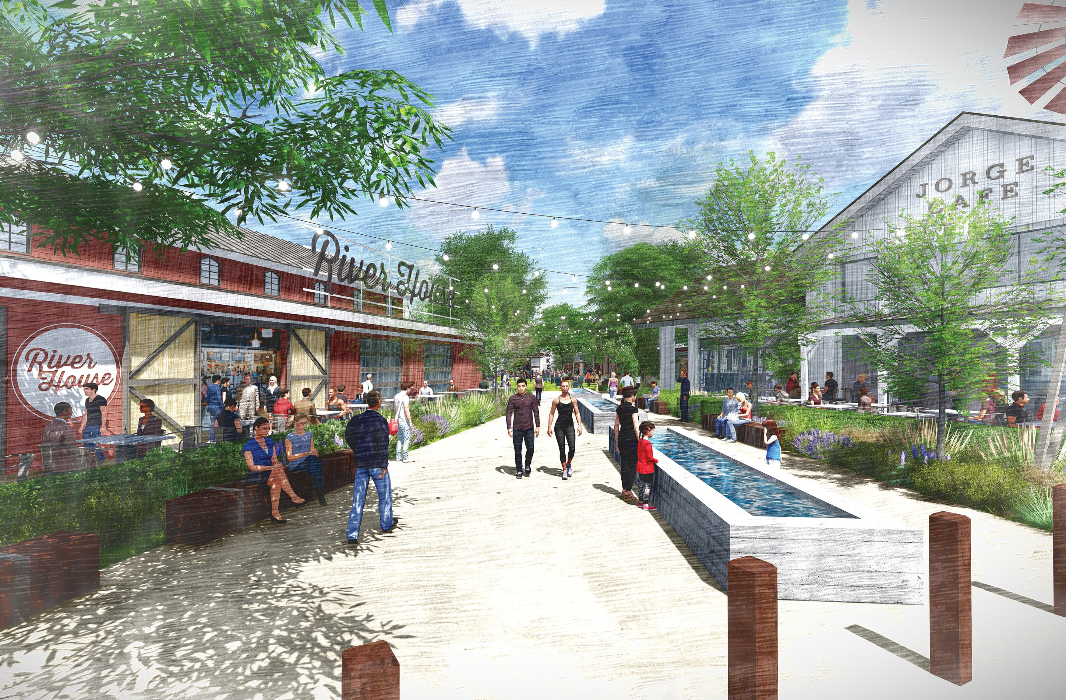 River Streeet, a mixed-use project in the historic and cultural center of San Juan Capistrano, California.