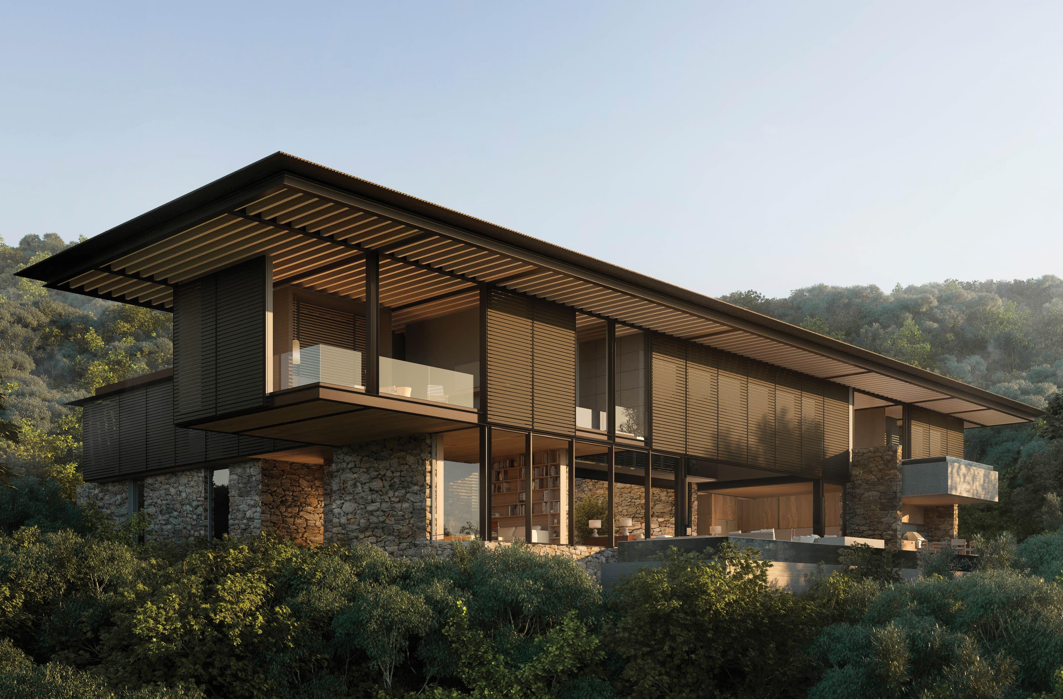 Aman Resort in Costa Rica, Hospitality Design