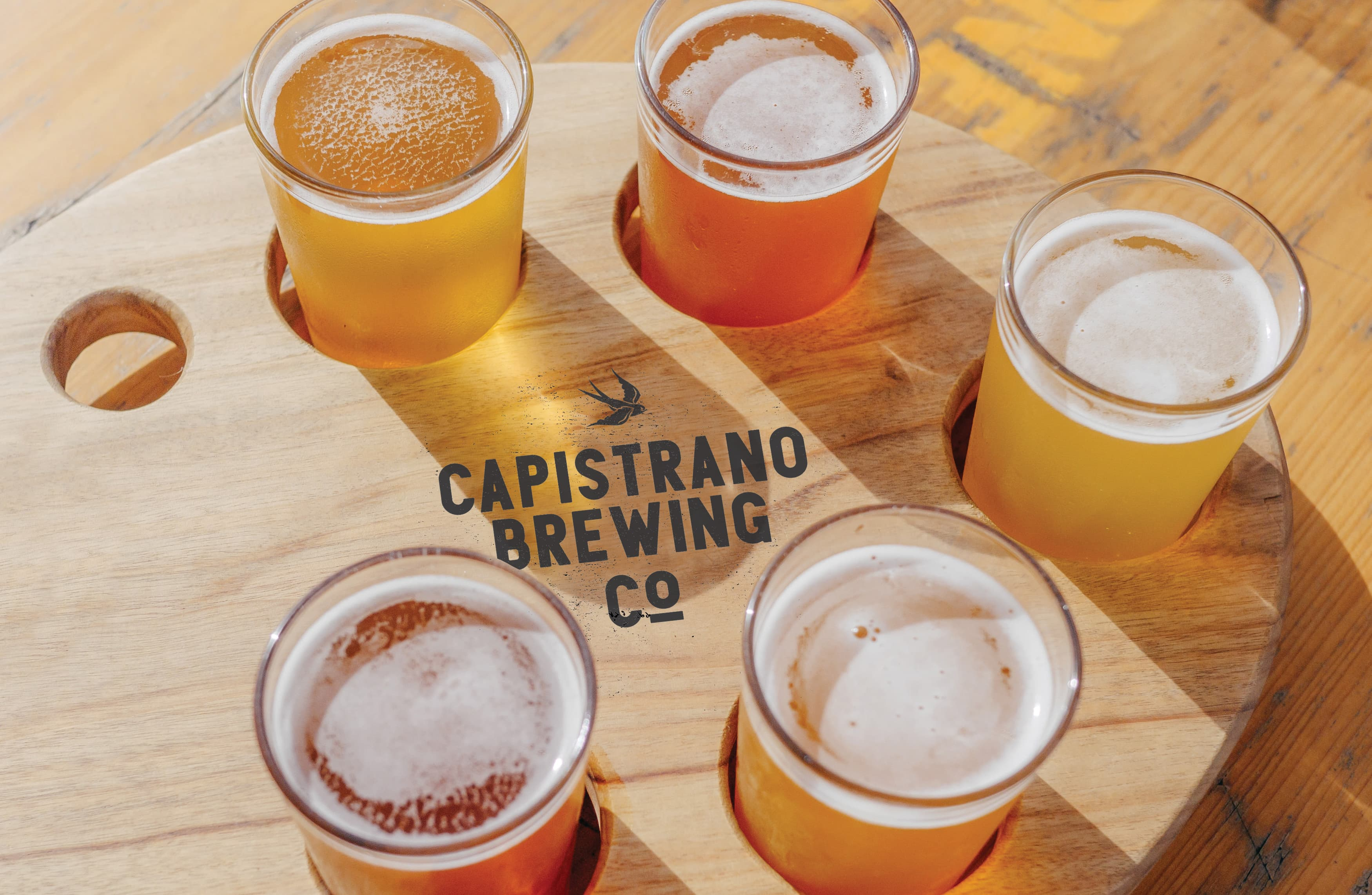 Capo Brew, a brewery located in the historic San Juan Capistrano, California, worked with RSM Design to craft a brand identity that conveyed its historic roots and cowboy personality. Branding.
