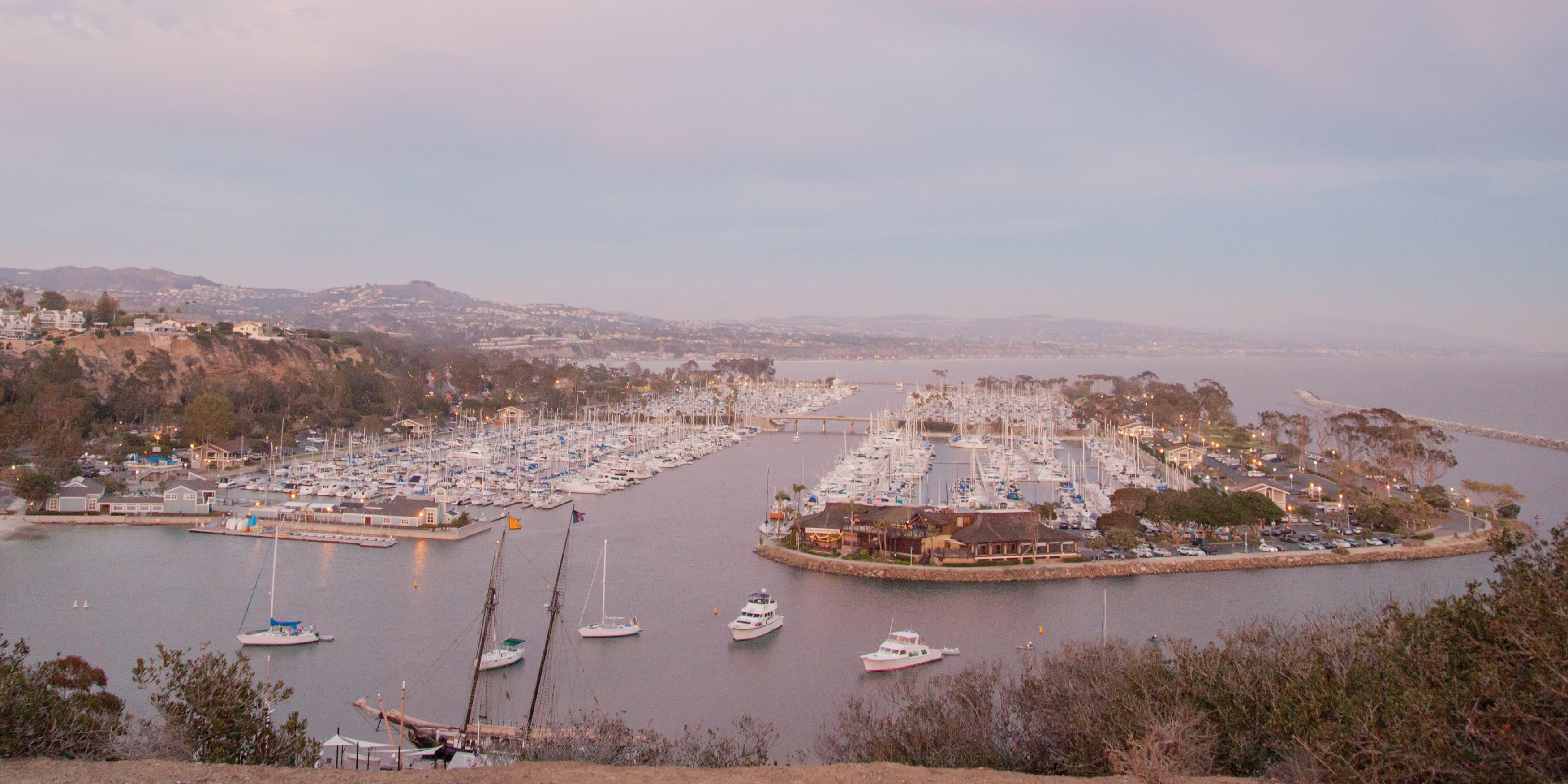 The City of Dana Point Harbor