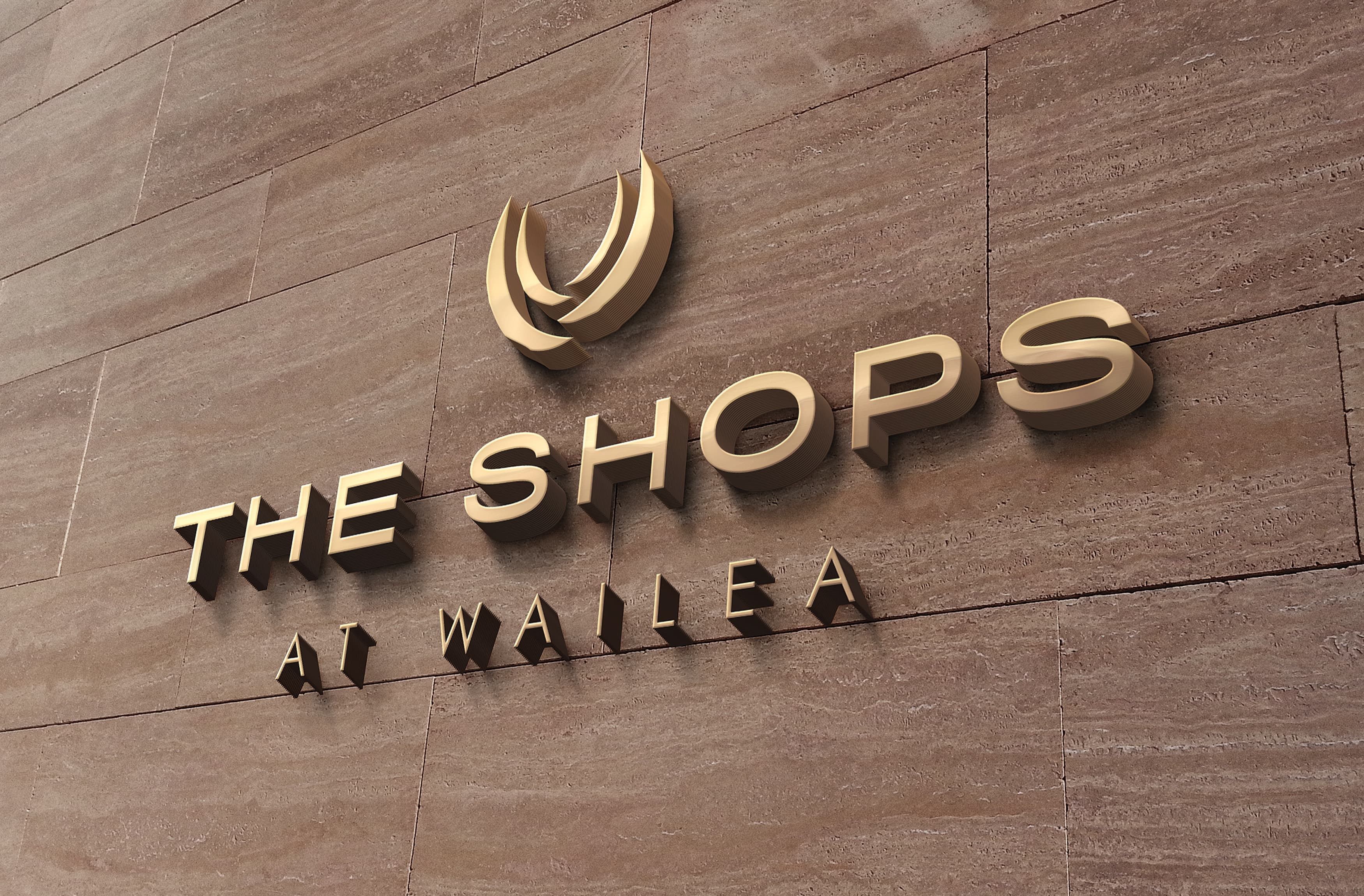 The Shops at Wailea, a premier shopping and dining destination. Branding and Logo Design. Brand Guidelines.