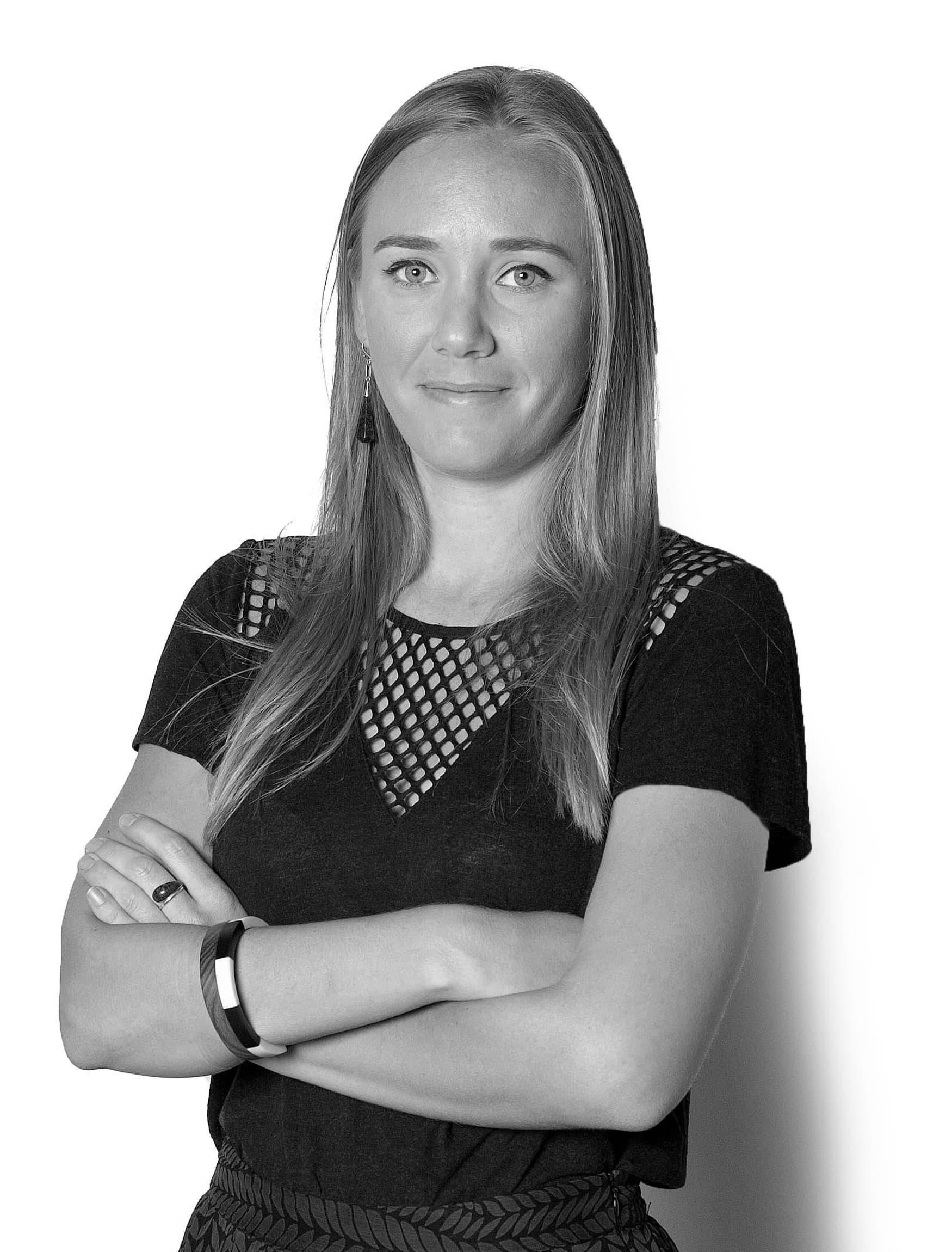 Stephanie Lessman employee of RSM Design in San Clemente, California.