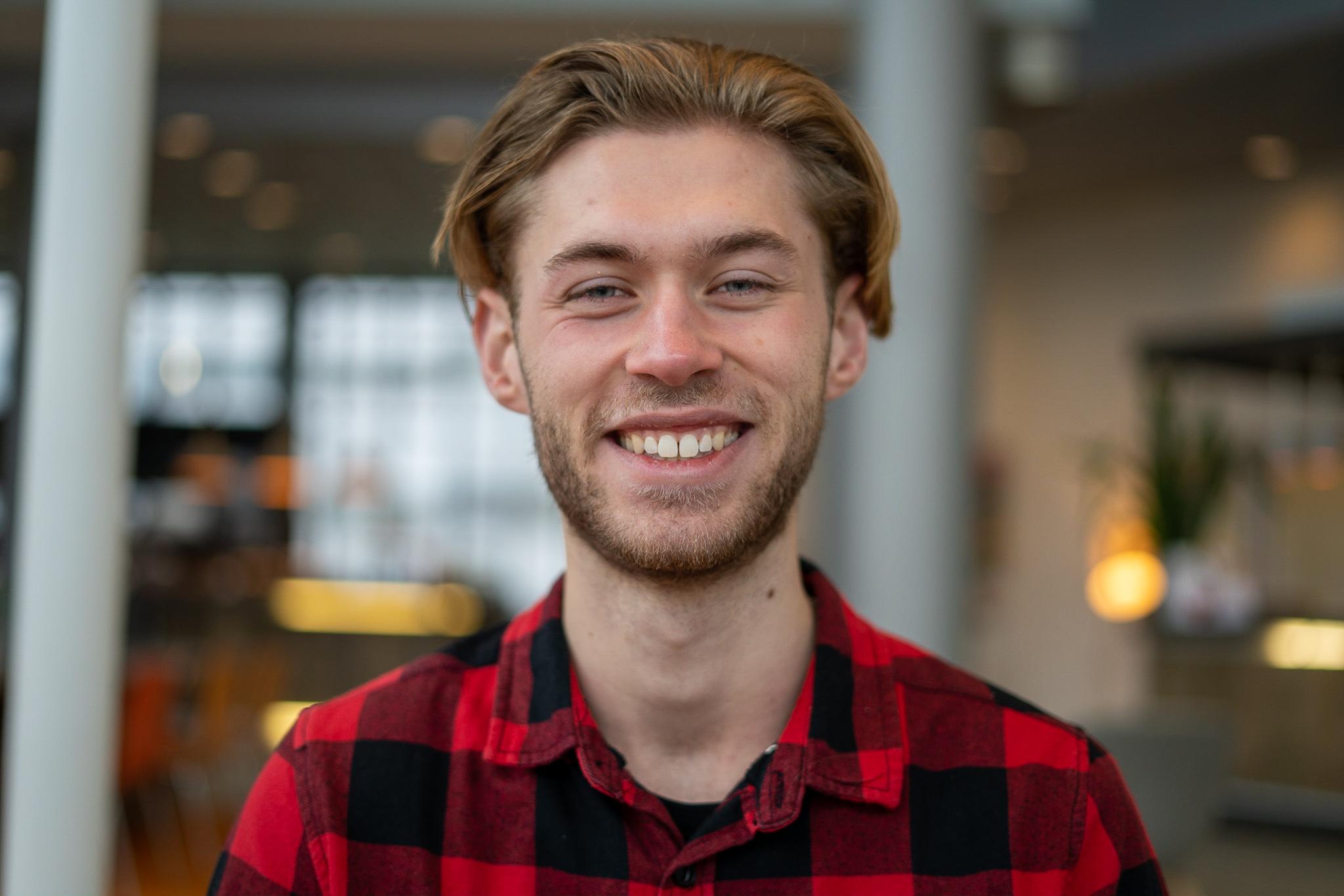 Docent van Winc Academy Luc Meijer