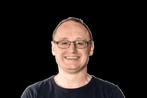 Lead backend developer Rob Janssen