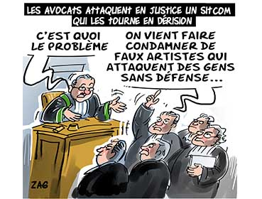 La justice prend la défense des artistes