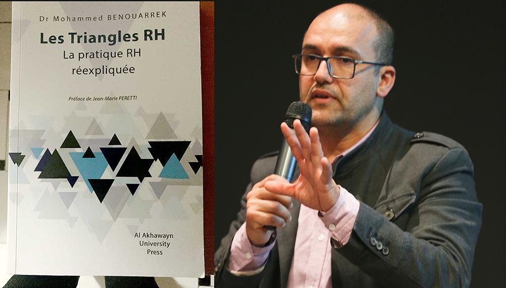 Dr Mohammed Benouarrek.