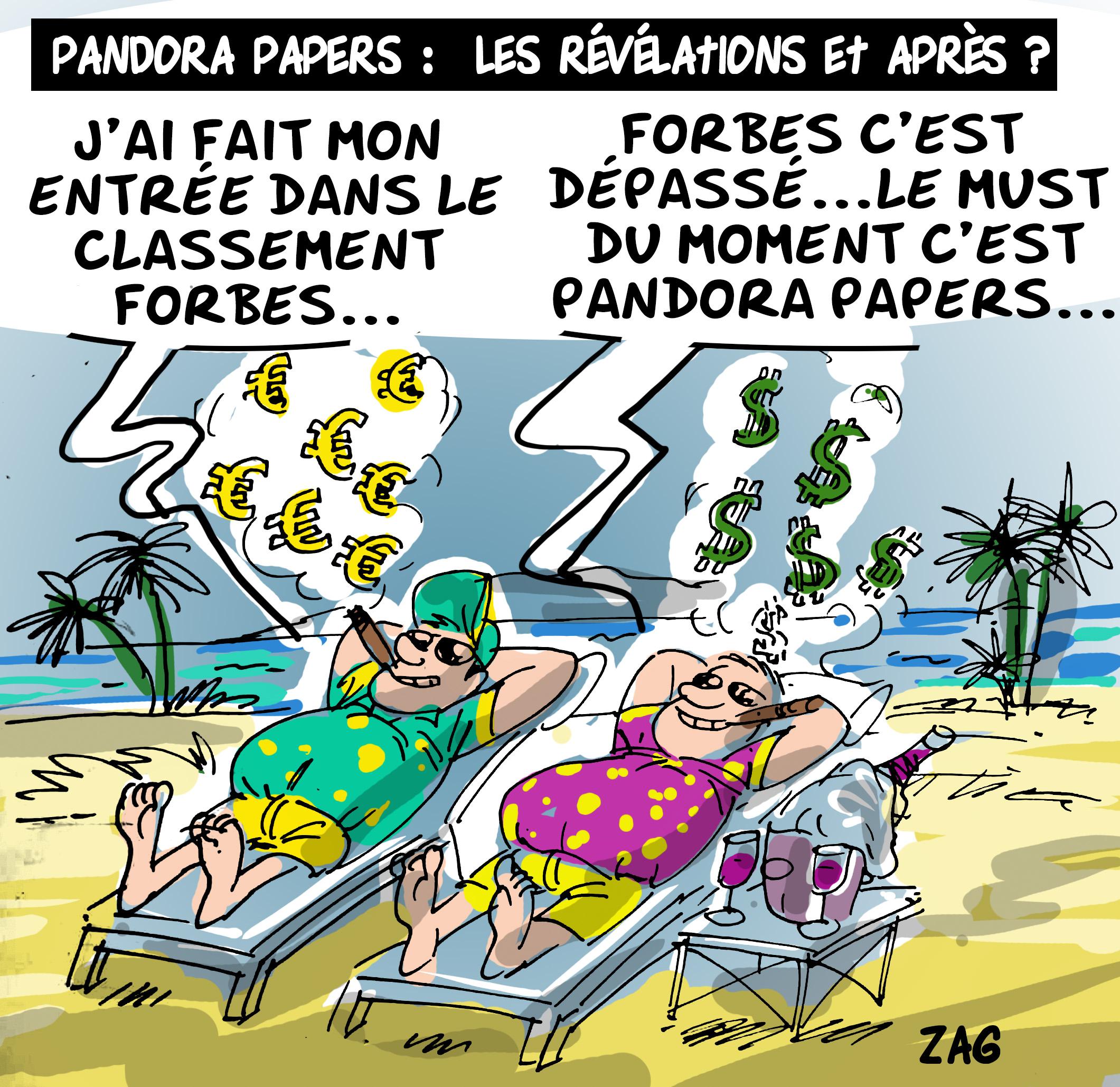 Pandora papers : Les révélations et après ?
