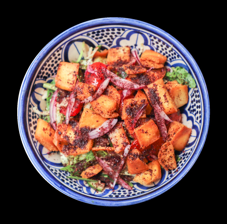 Fattosh Salad